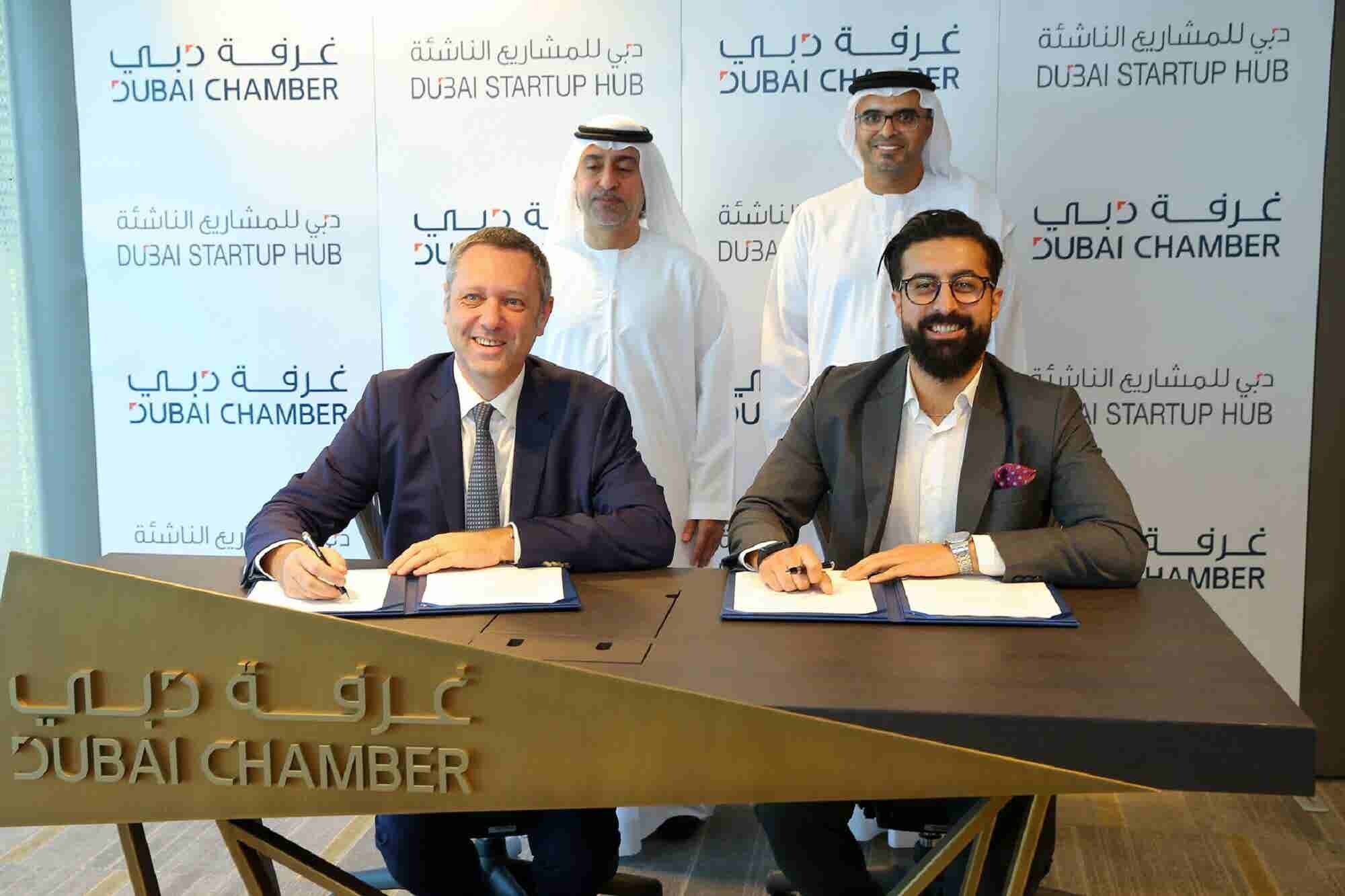 Startups Clinch Deals With Corporates As Part Of Dubai Startup Hub's Market Access Program
