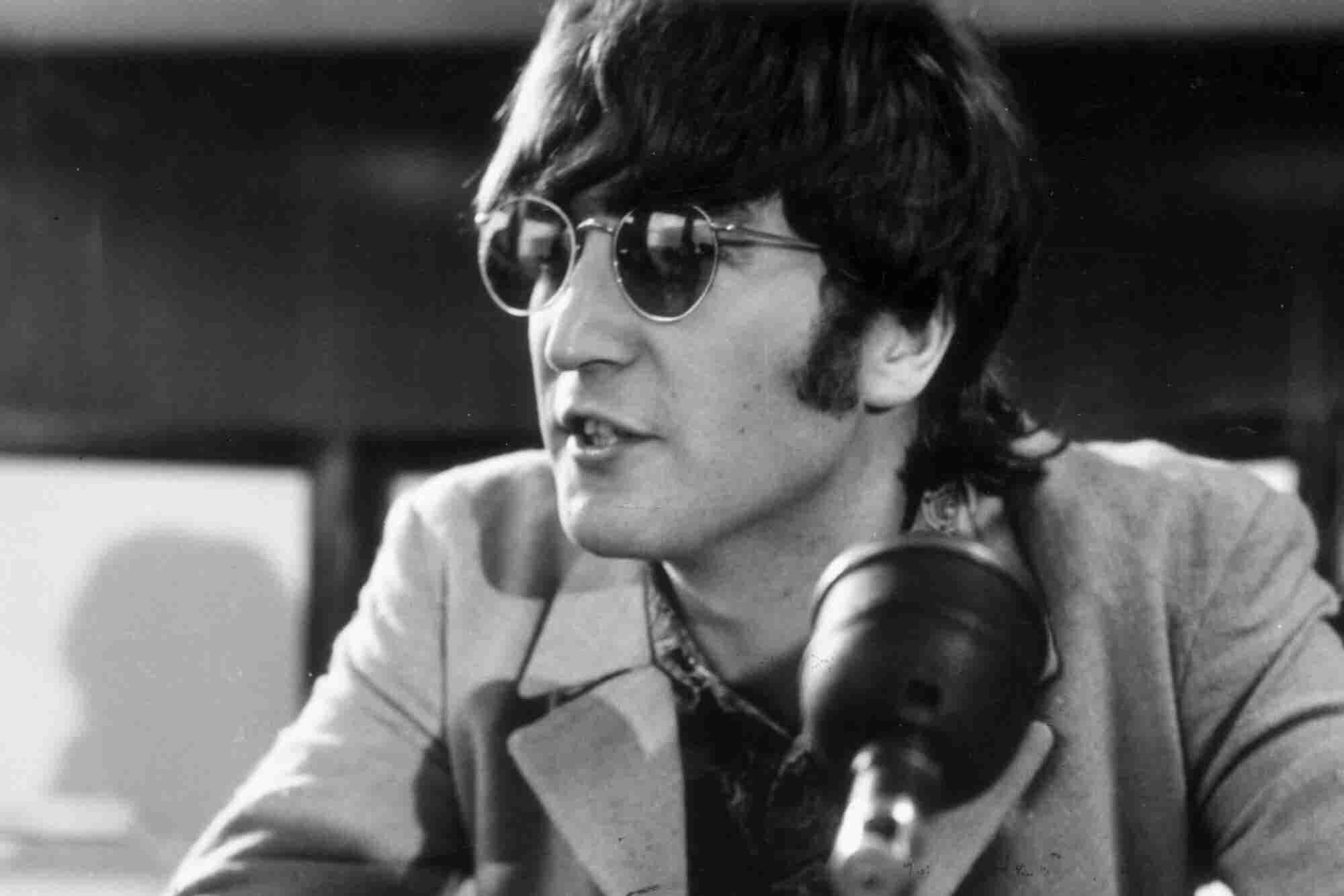 The 15 Most Inspirational John Lennon Quotes