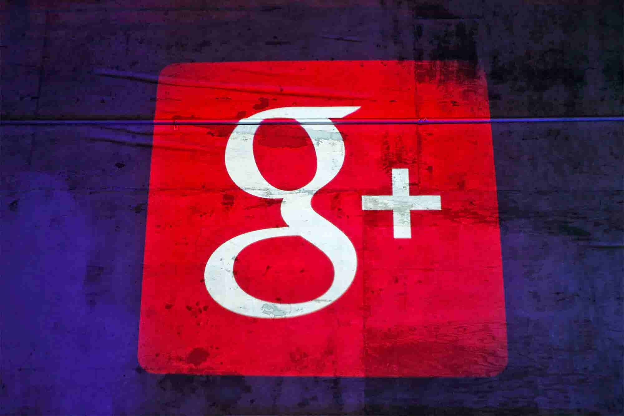Google Shutters Google+ After It Exposed Data for Hundreds of Thousands of Users
