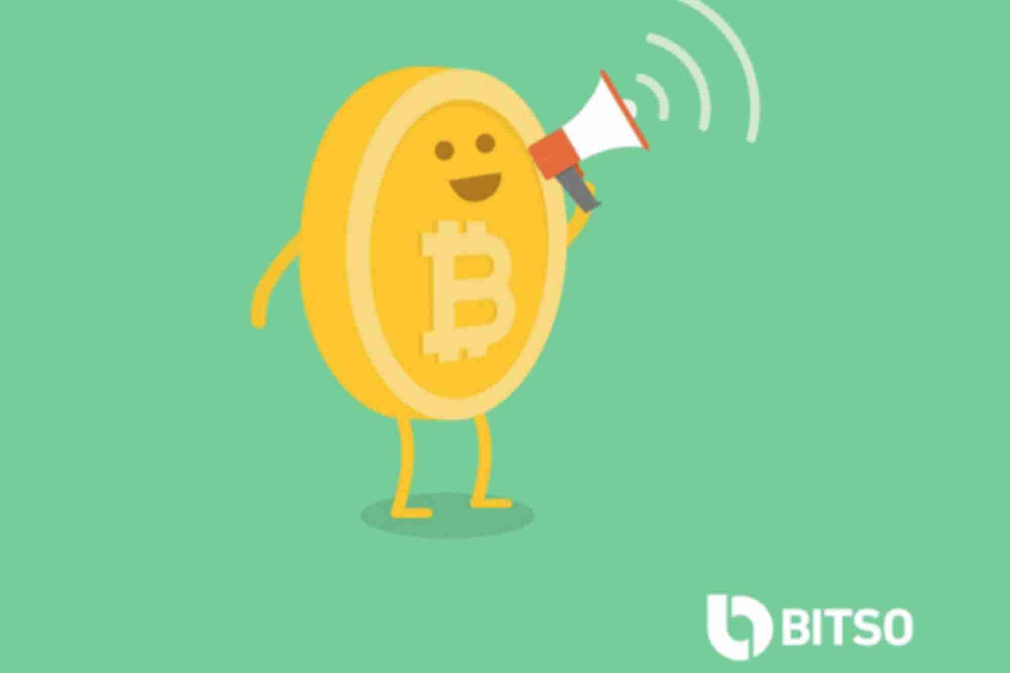 La start-up financiera Bitso presentó 4 nuevas criptomonedas