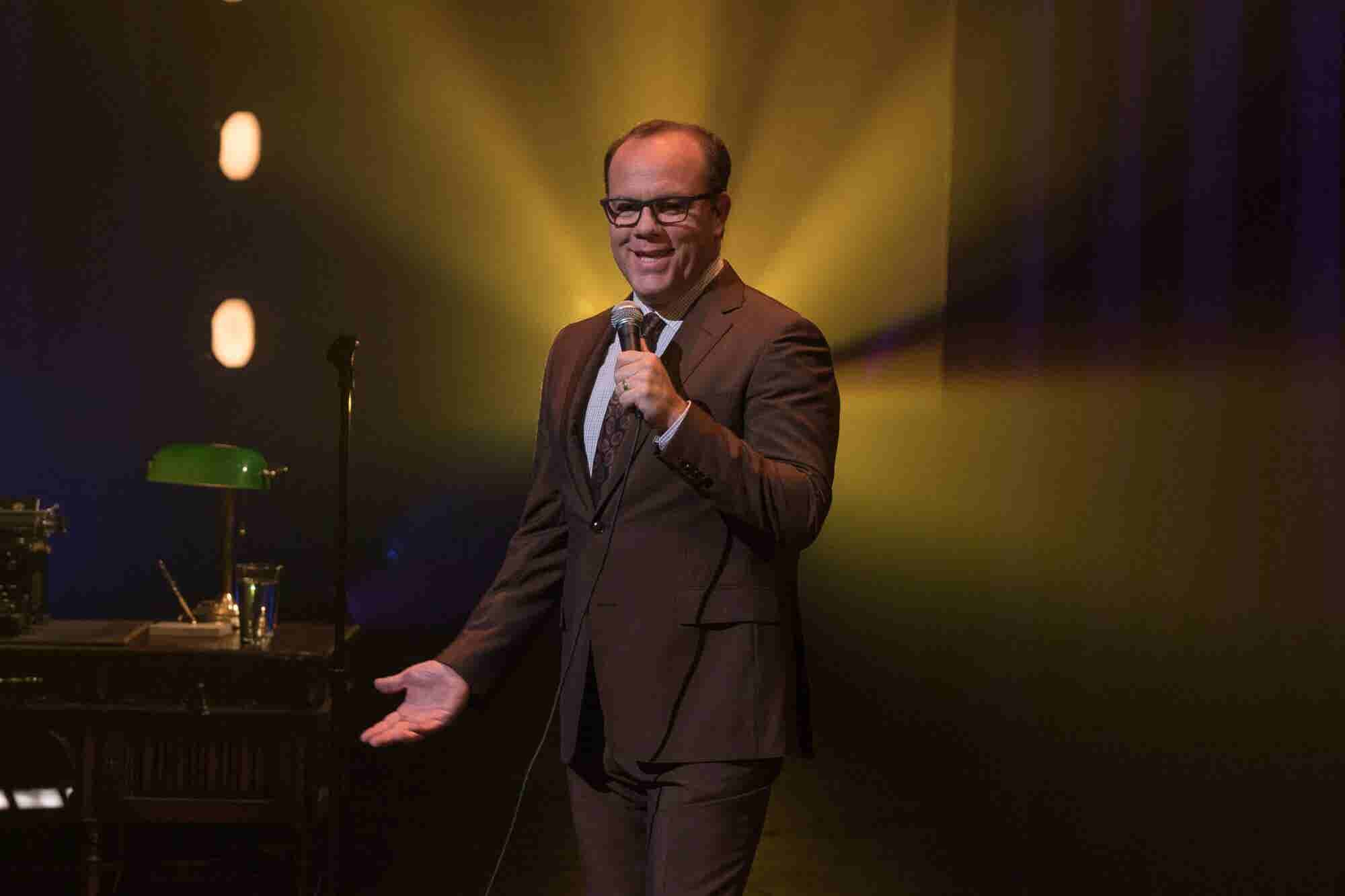 How Stand-Up Comedian Tom Papa Went From Joke Slinger to Food Network...