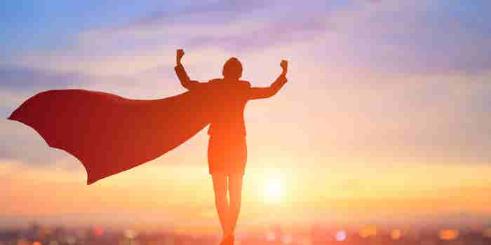 Do All Superheroes Wear Capes? No, But Anyone Can Still Be a Hero.