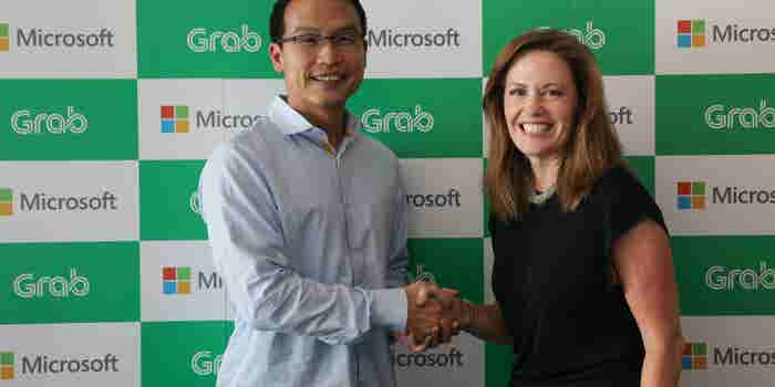 Here's What Made Microsoft Invest In Ride-hailing Giant Grab