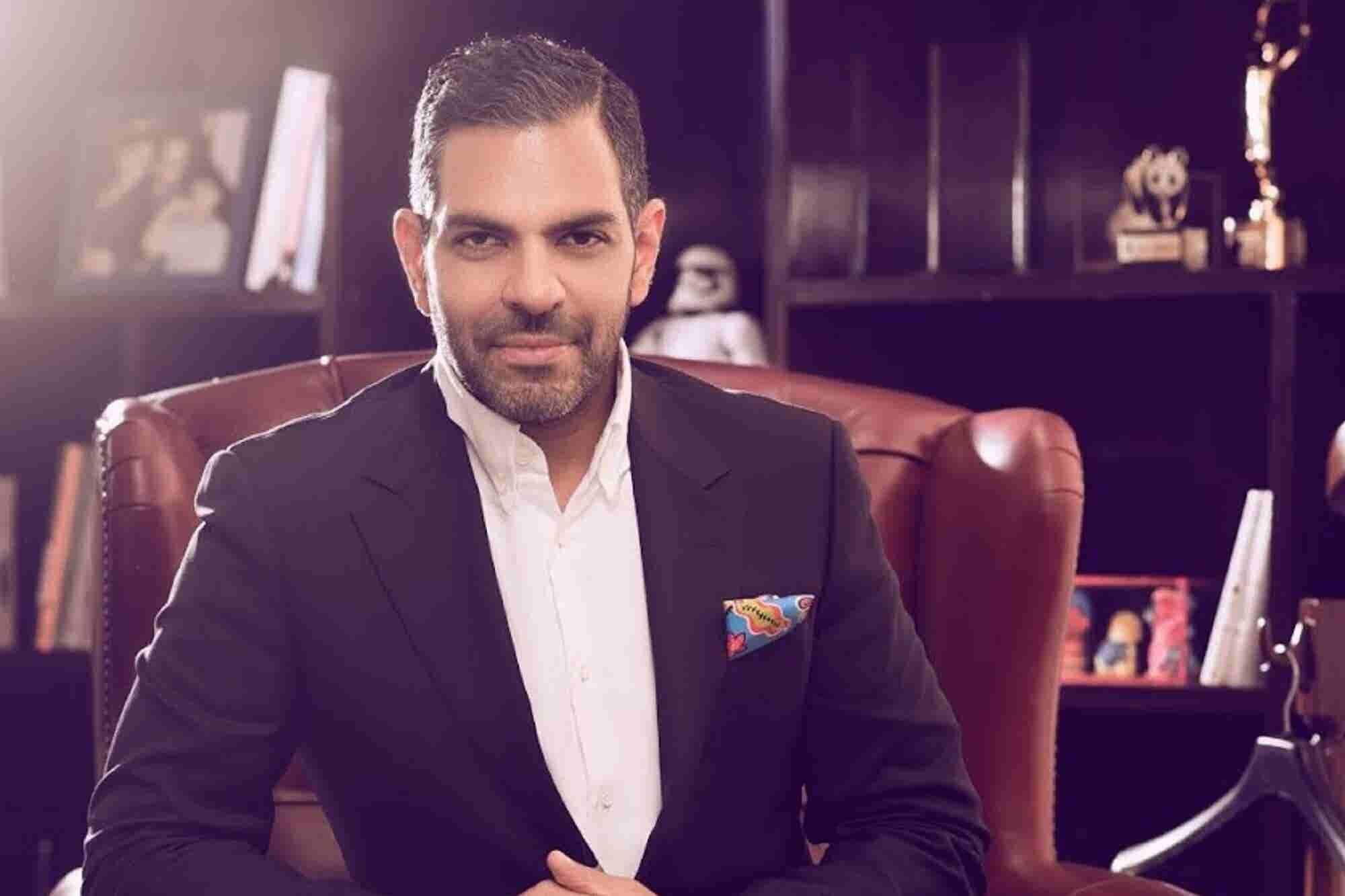 Sunjay Kapur – The Man Steering Forward One of India's Oldest Legacies