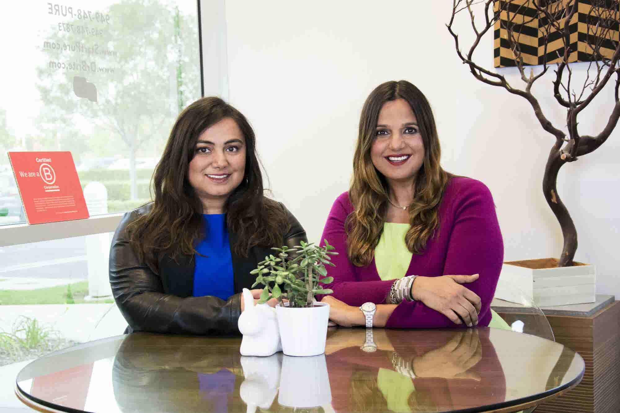 How These Sisters (and Doctors) Launched a Natural Toothpaste Brand With No Funding and a KitchenAid Mixer