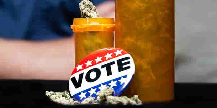 These Are the States Voting on Legal Marijuana in November