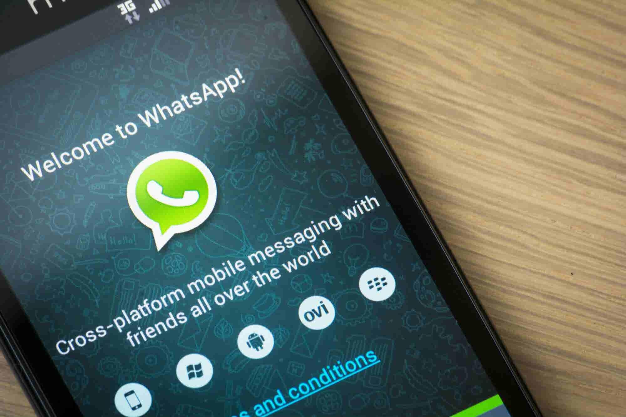Una videollamada podría haber hackeado cuentas de WhatsApp