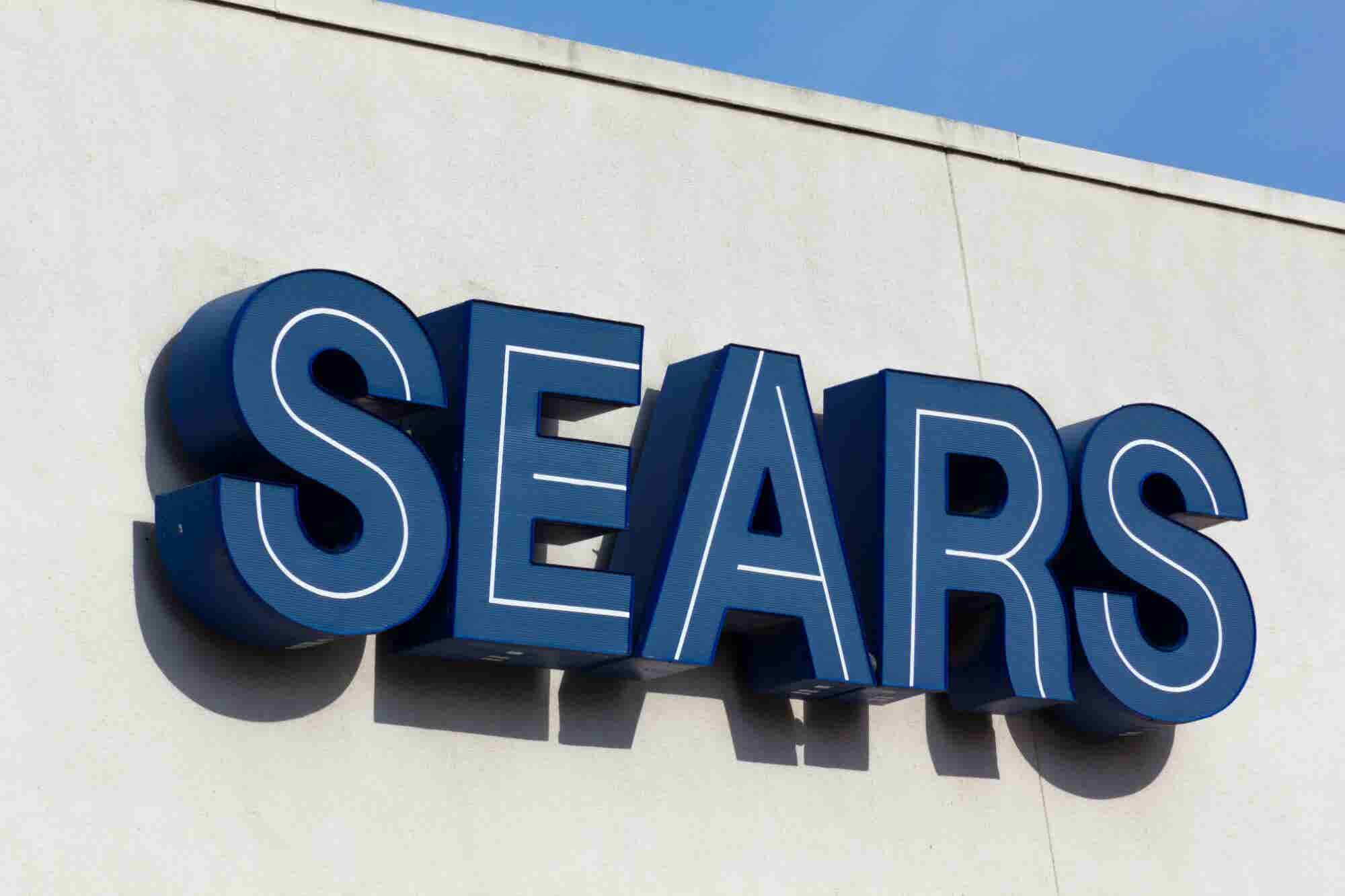 ¿Se acabó? Este fue el error fatal que 'mató' a Sears EU este lunes
