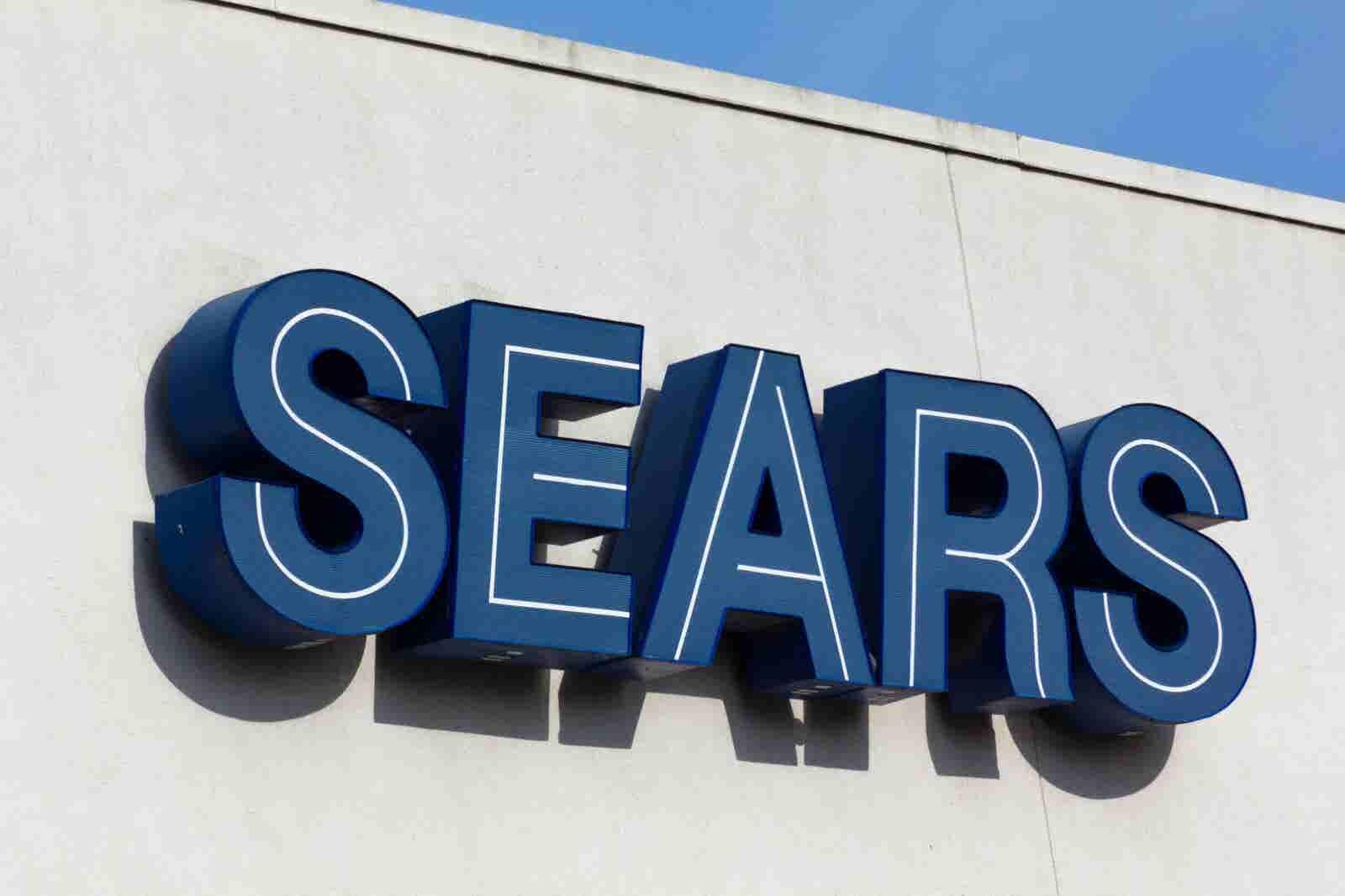 ¿Se acabó? Este fue el error fatal que 'mató' a Sears este lunes