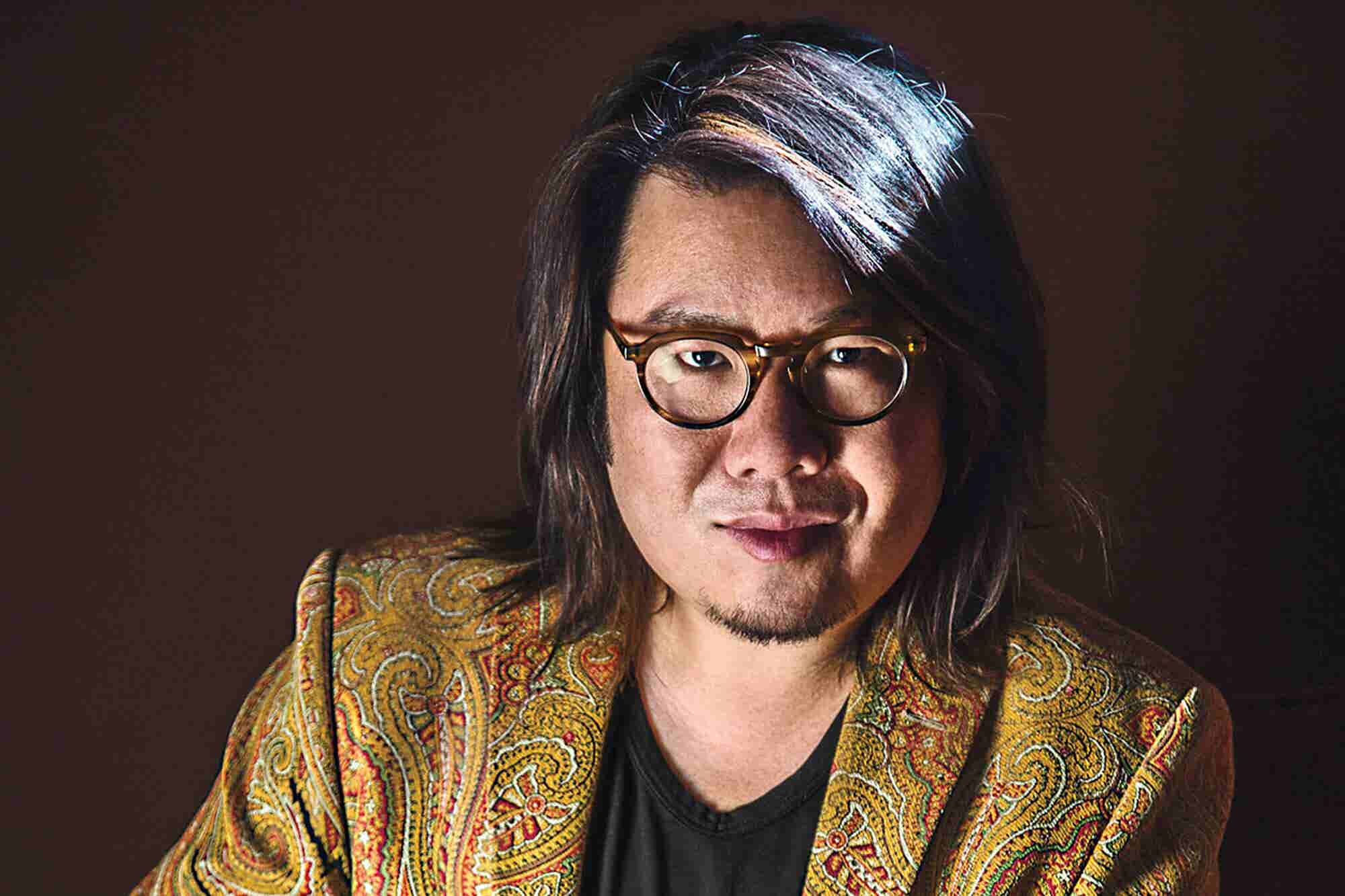 Why 'Crazy Rich Asians' Author Kevin Kwan Turned Down Netflix