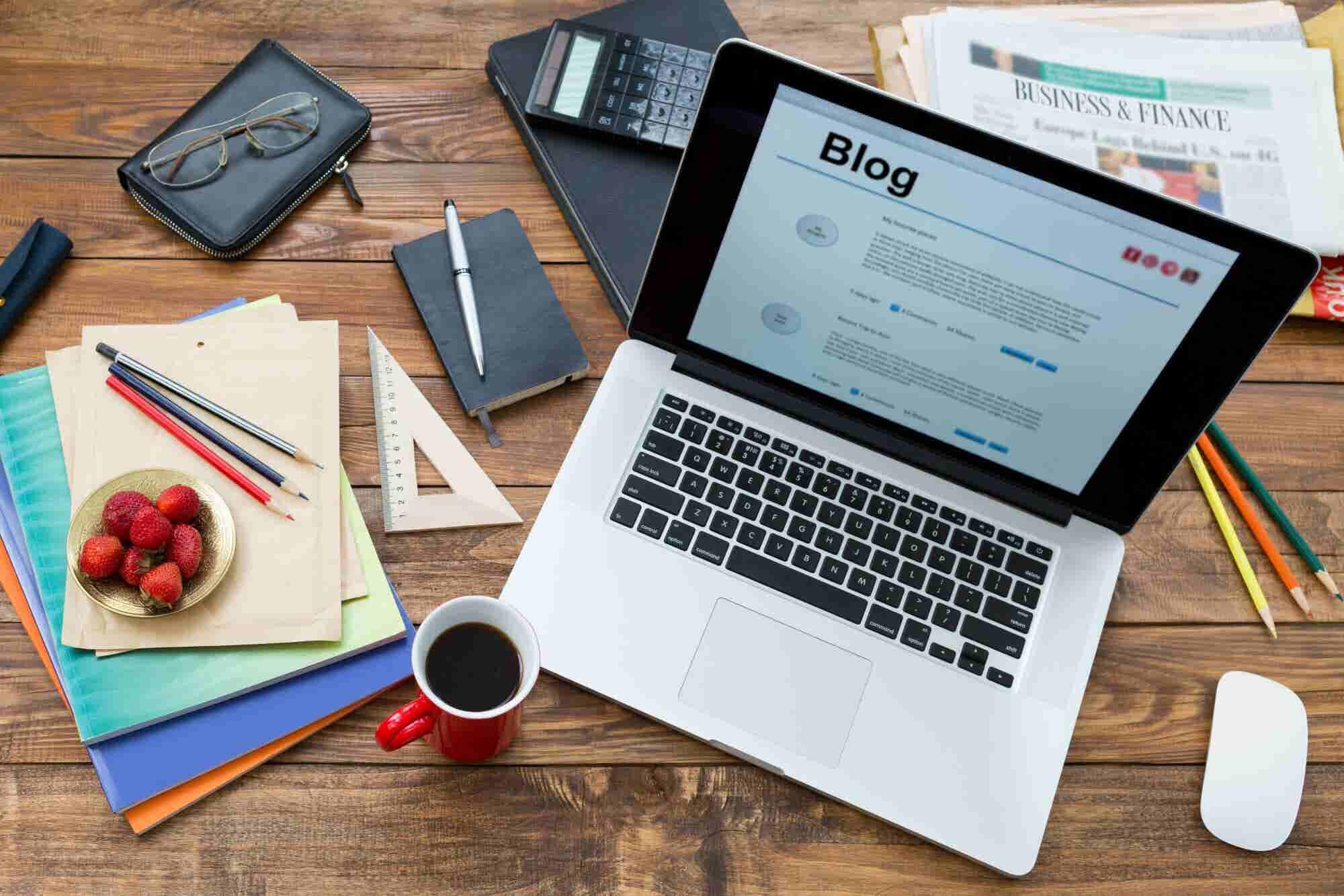5 tipos de contenidos que deberías publicar en tu blog