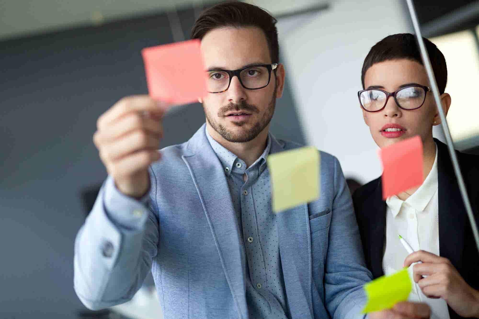 Cómo crear paso a paso tu negocio con el 'Modelo Canvas'