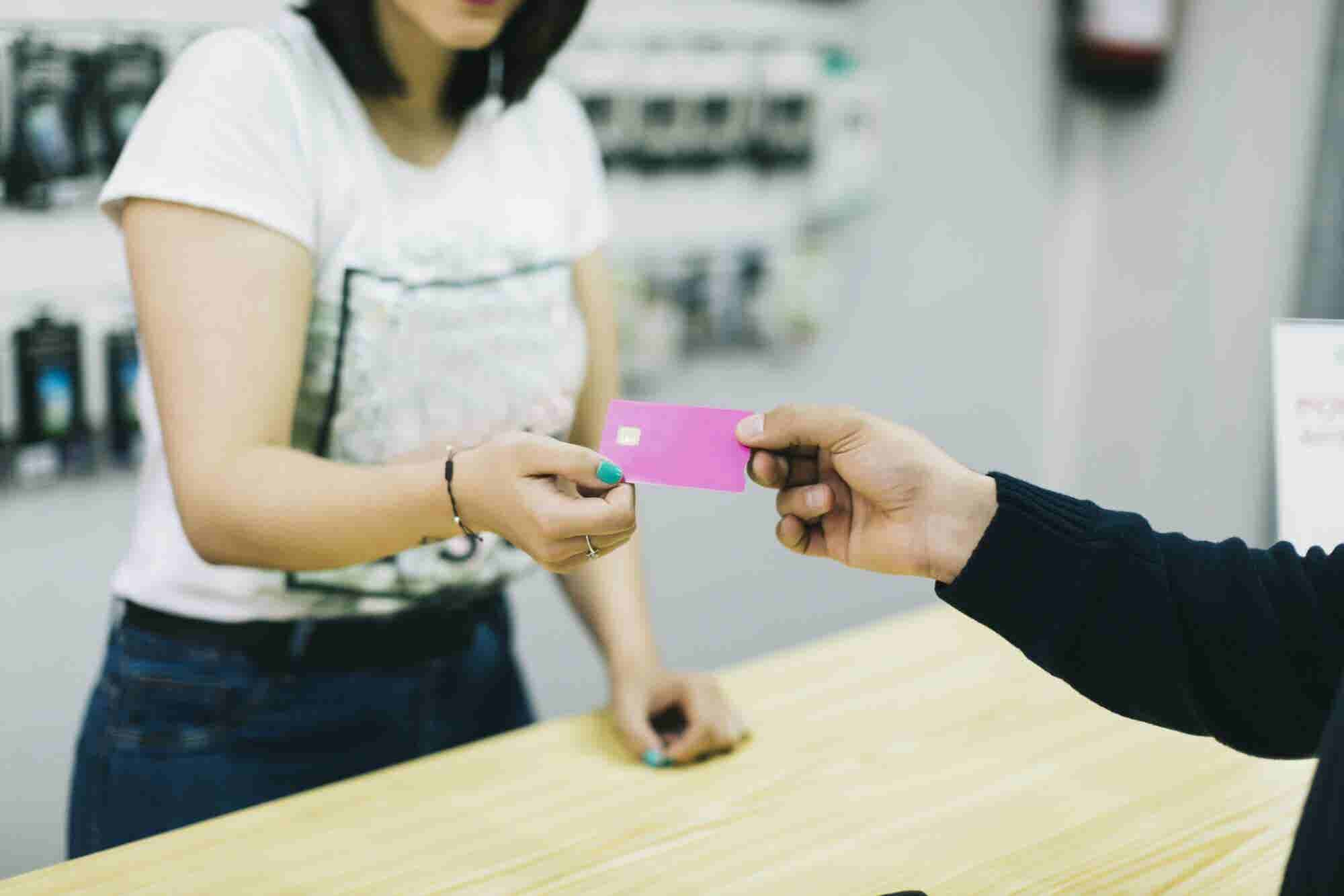 Your 'Minimum Purchase' Credit Card Policy Is Dumb