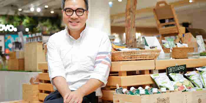 Why this Hong Kong-based Entrepreneur is Encouraging People to Give Up Meat