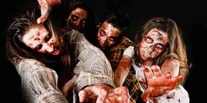 ¡Organiza una fiesta zombi y gana dinero!