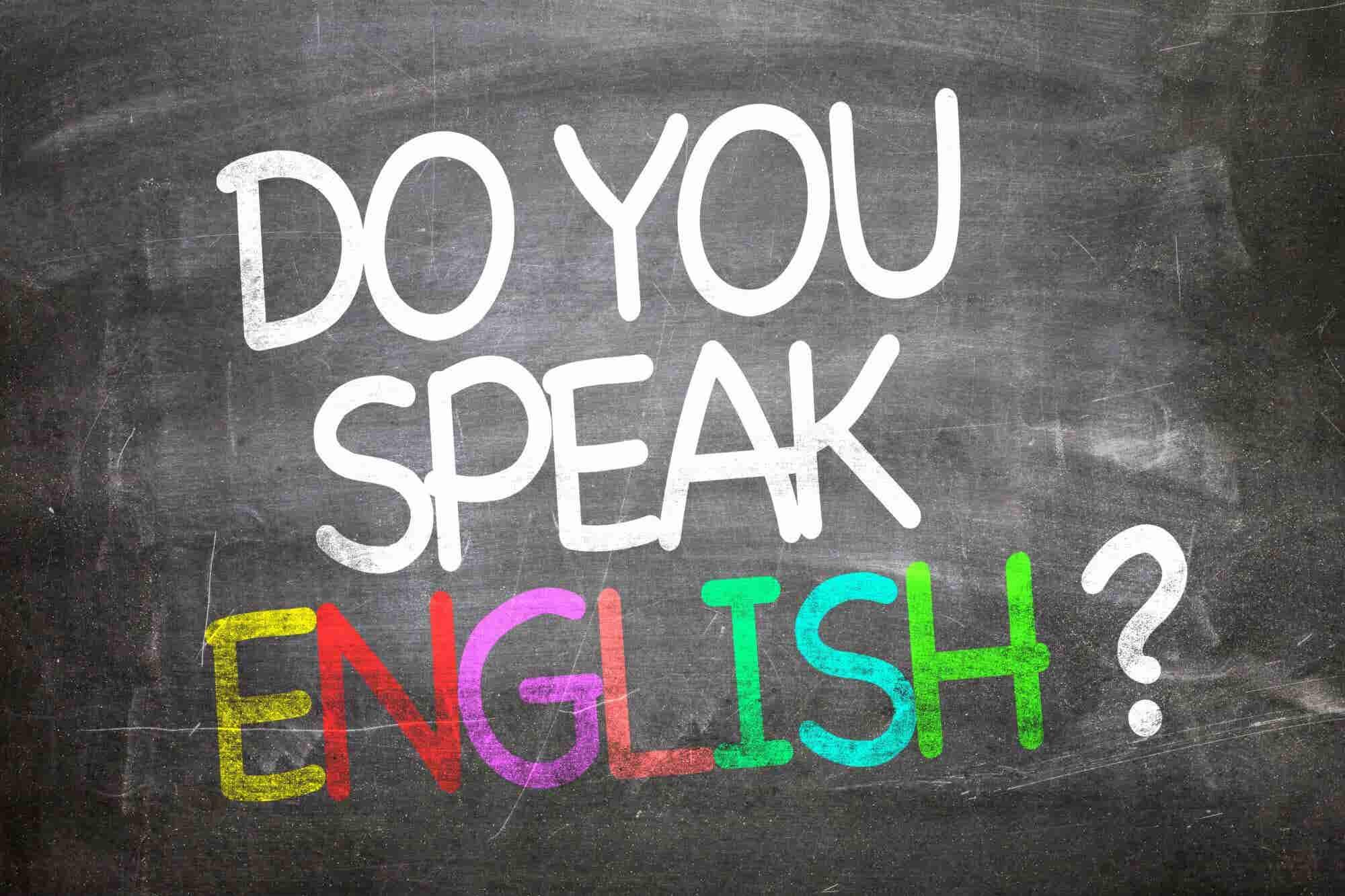 ¿Sabes hablar inglés? Aquí hay 5 ideas de negocio que puedes poner