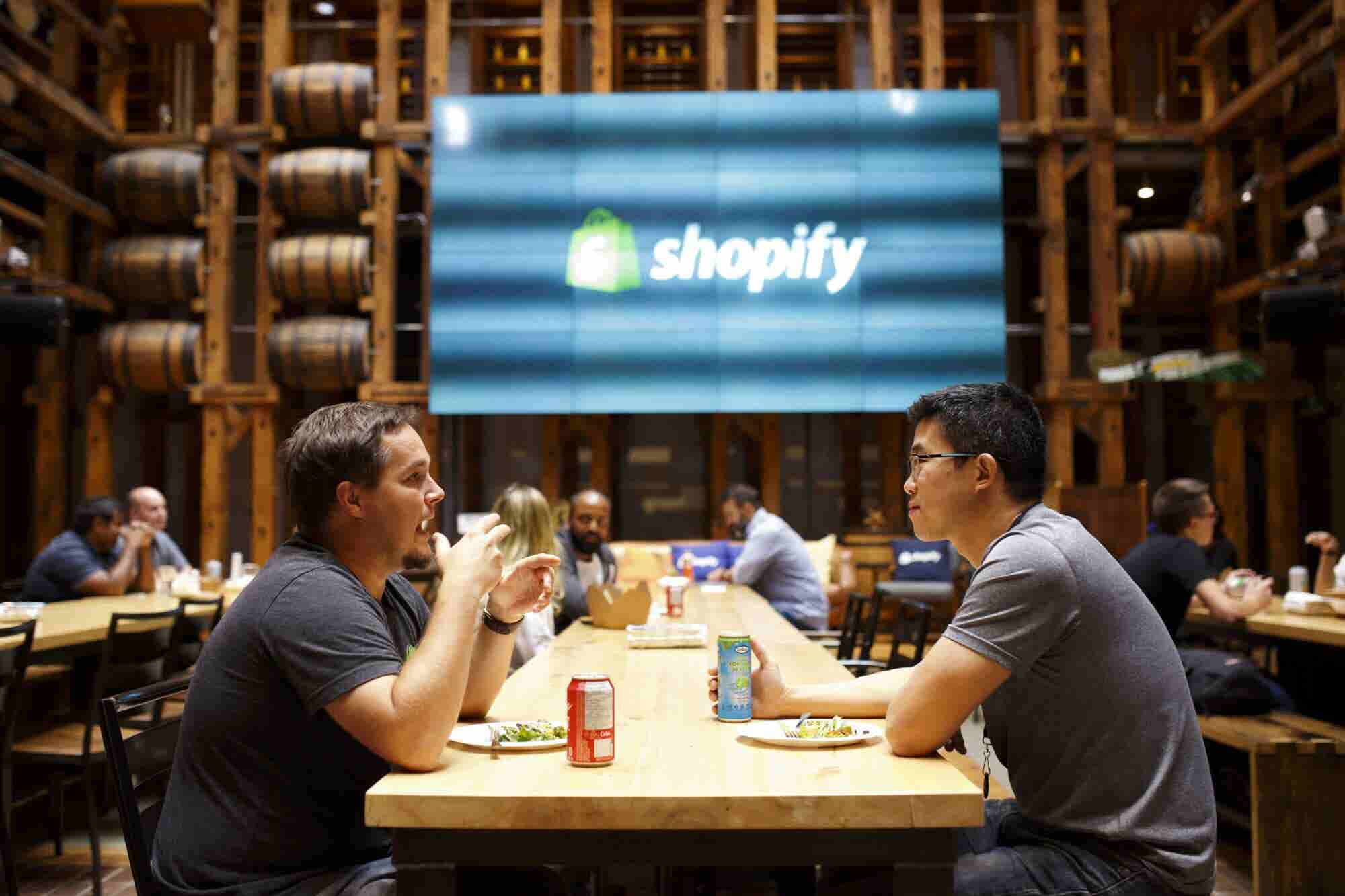 How Shopify, Hubspot, Oath and Peapod Supercharged Their Company Cultures This Past Year