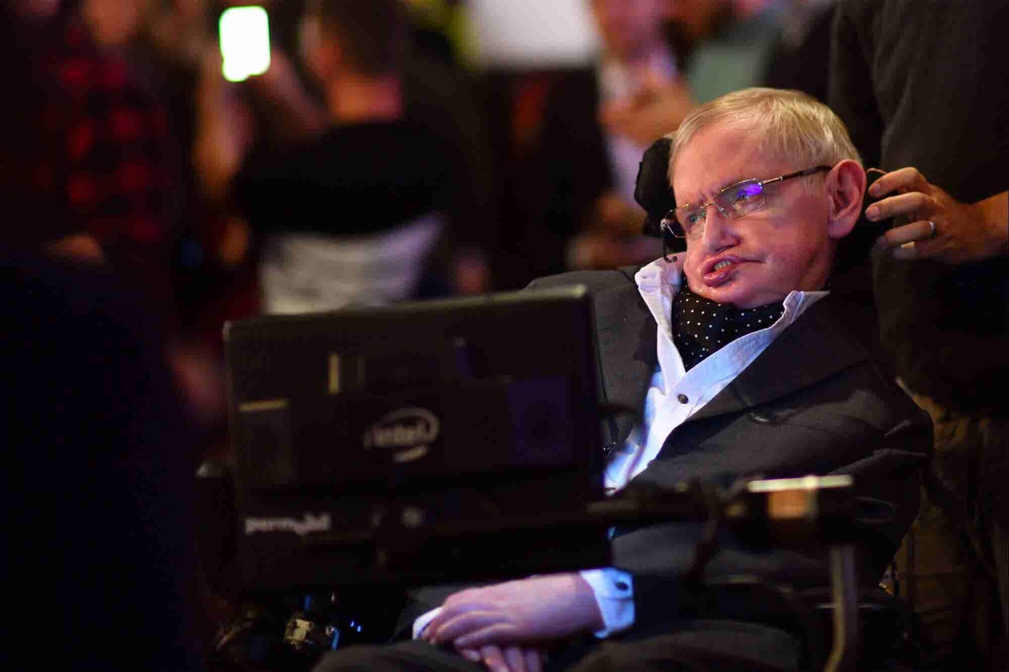 Este el art铆culo final de Stephen Hawking sobre los agujeros negros