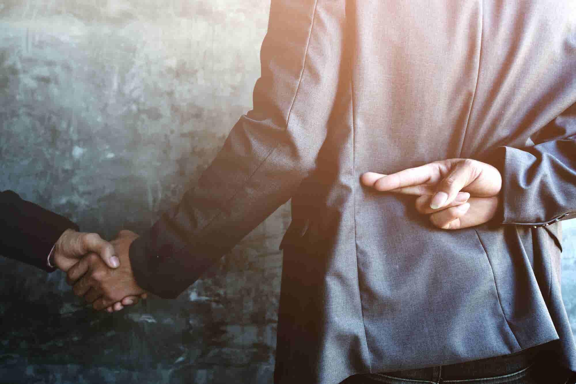 Should Entrepreneurs Lie? It's a Tricky Question.