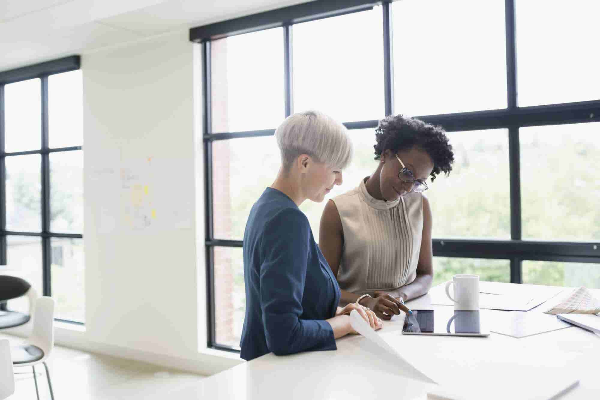 Missing: Women CEOs' Career Development. Here's How to Fix it.