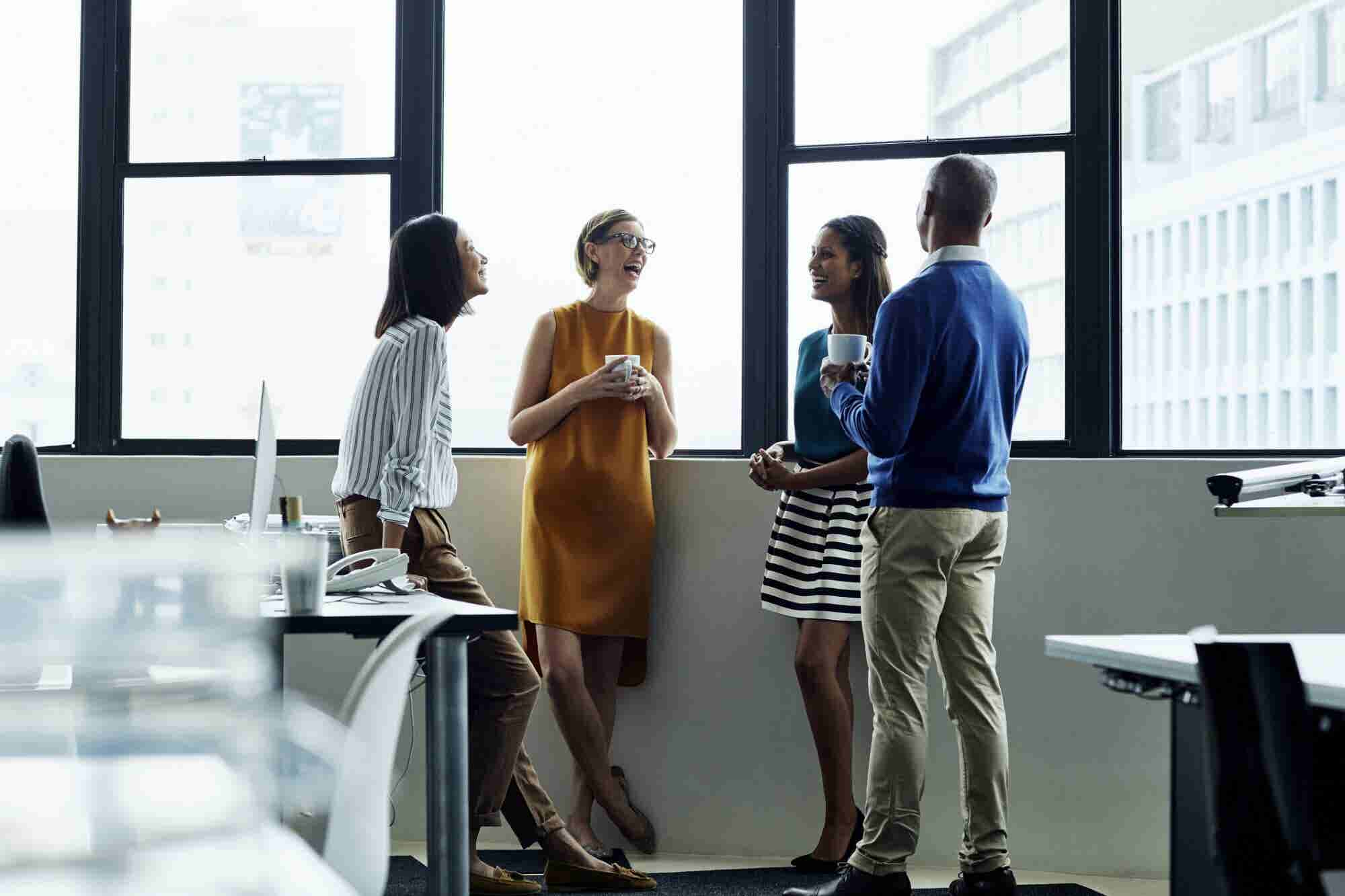 How to Keep Those Talented Employees of Yours From Fleeing to Competitors