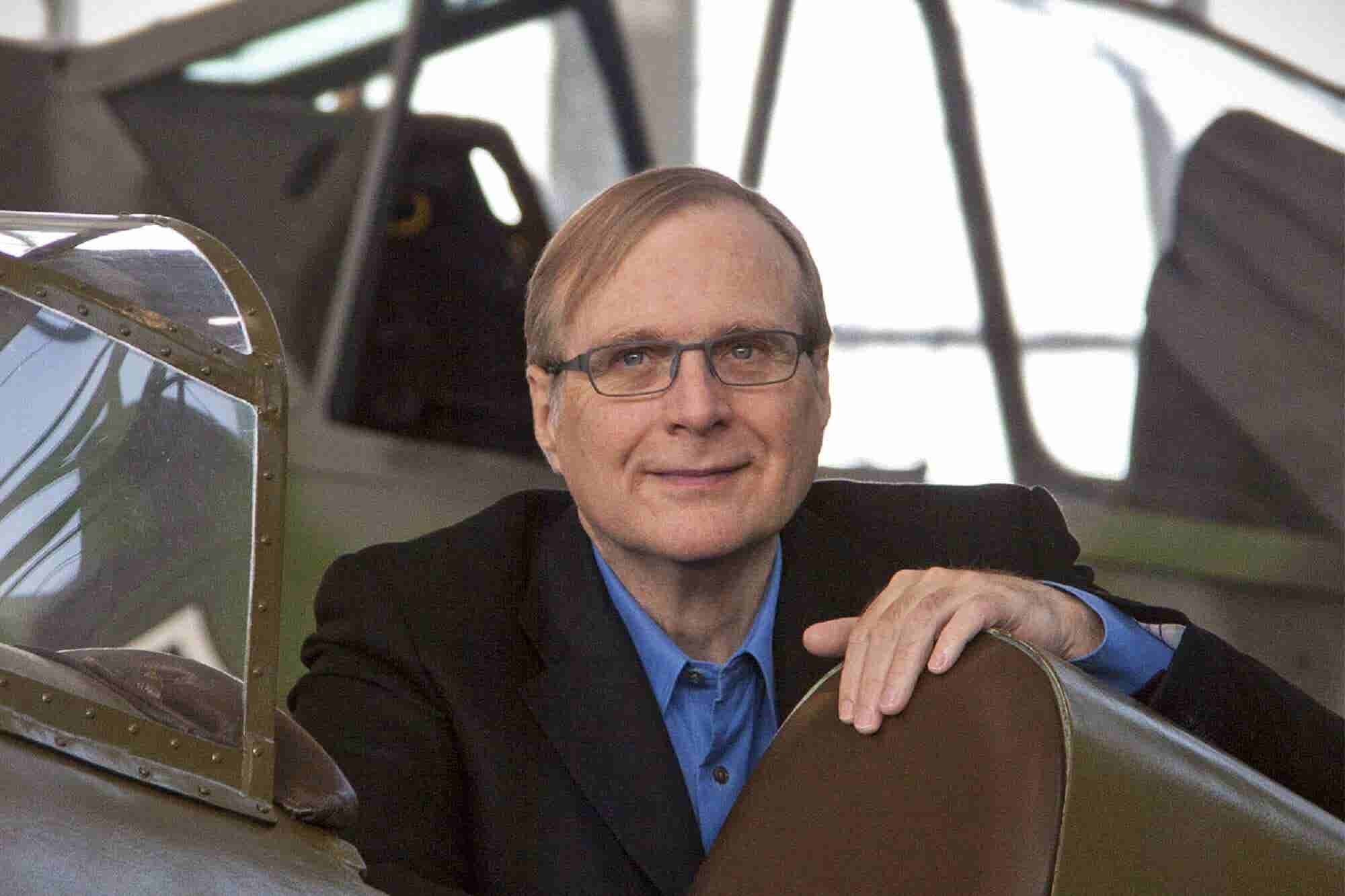 A Look Back at the Life and Legacy of Microsoft Co-Founder Paul Allen