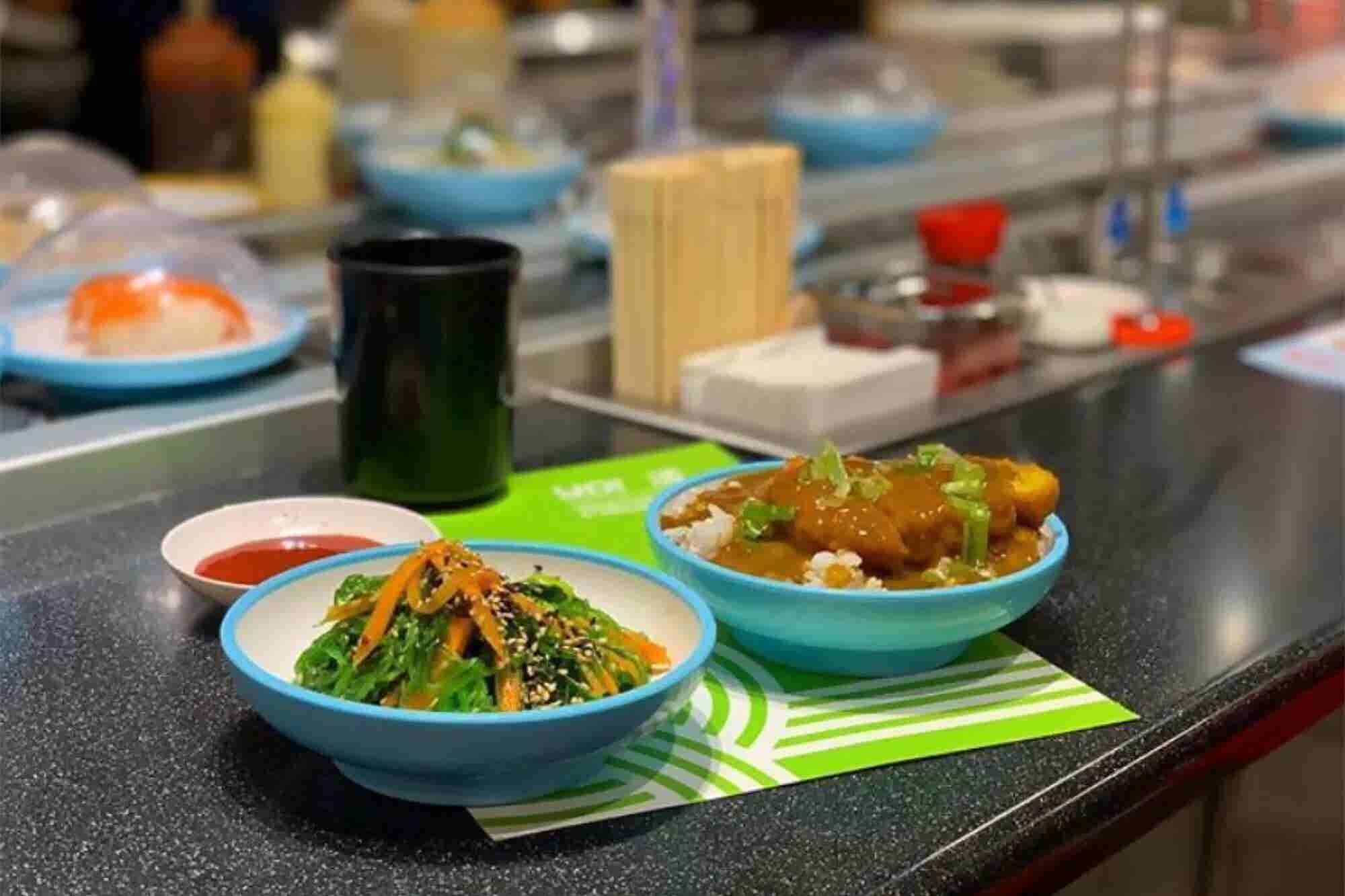 How This Conveyor Belt Sushi Chain Markets to Customers