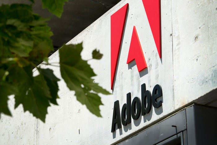 Here's Why Adobe Stock Rose Almost 10 Percent Today