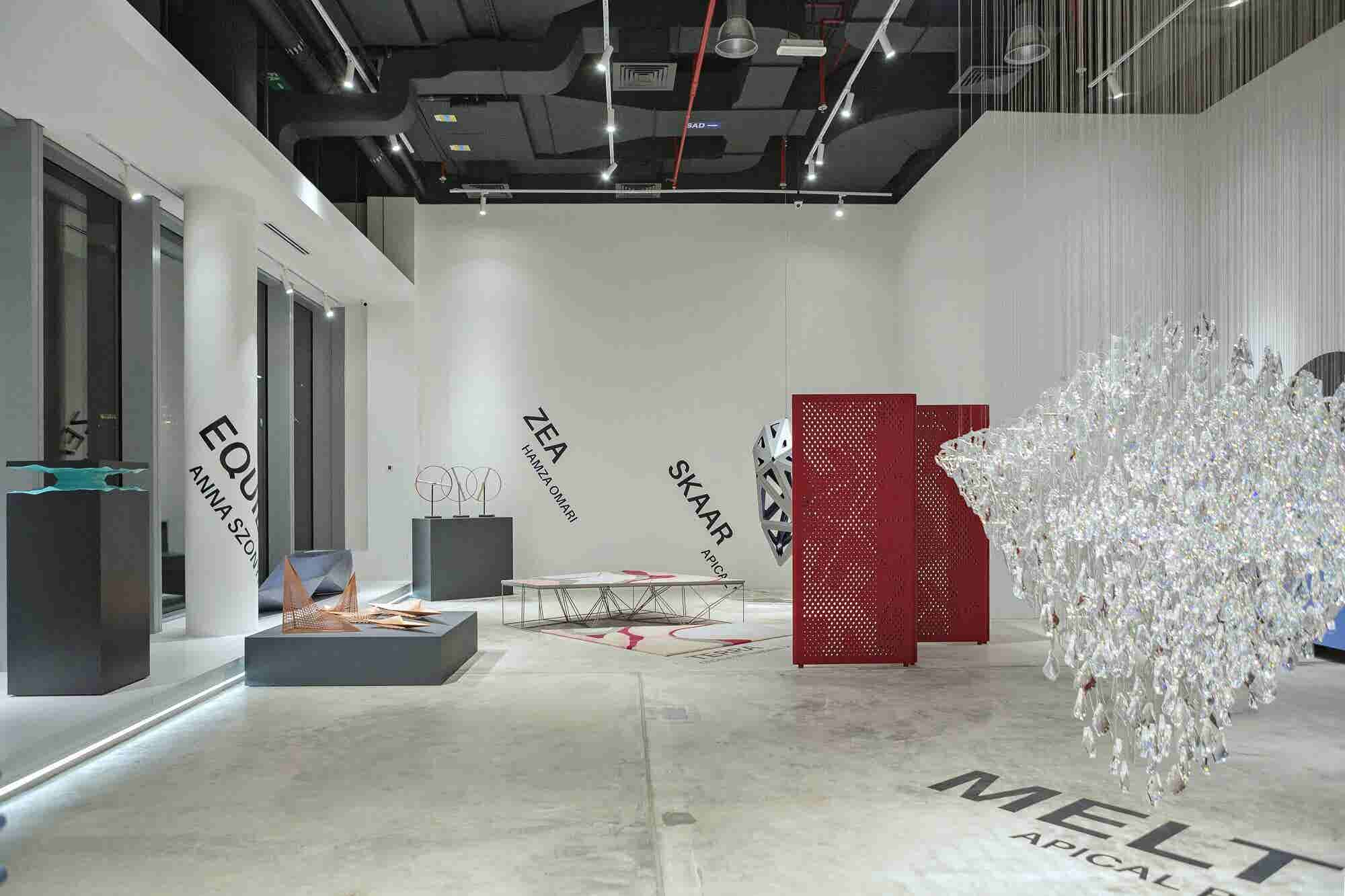 Creative Pursuits: AR Gallery + Studio, Anna Szonyi