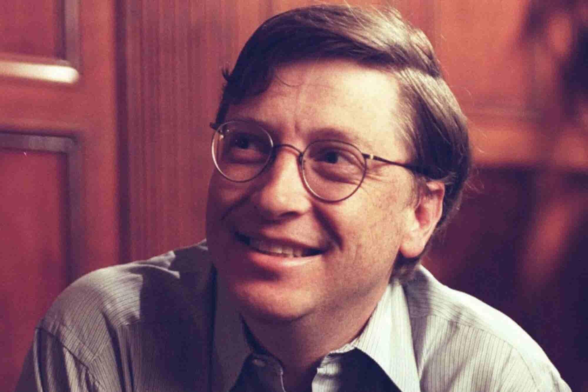 Por qué lo que Bill Gates dijo sobre Internet en 1996 es más cierto que nunca hoy