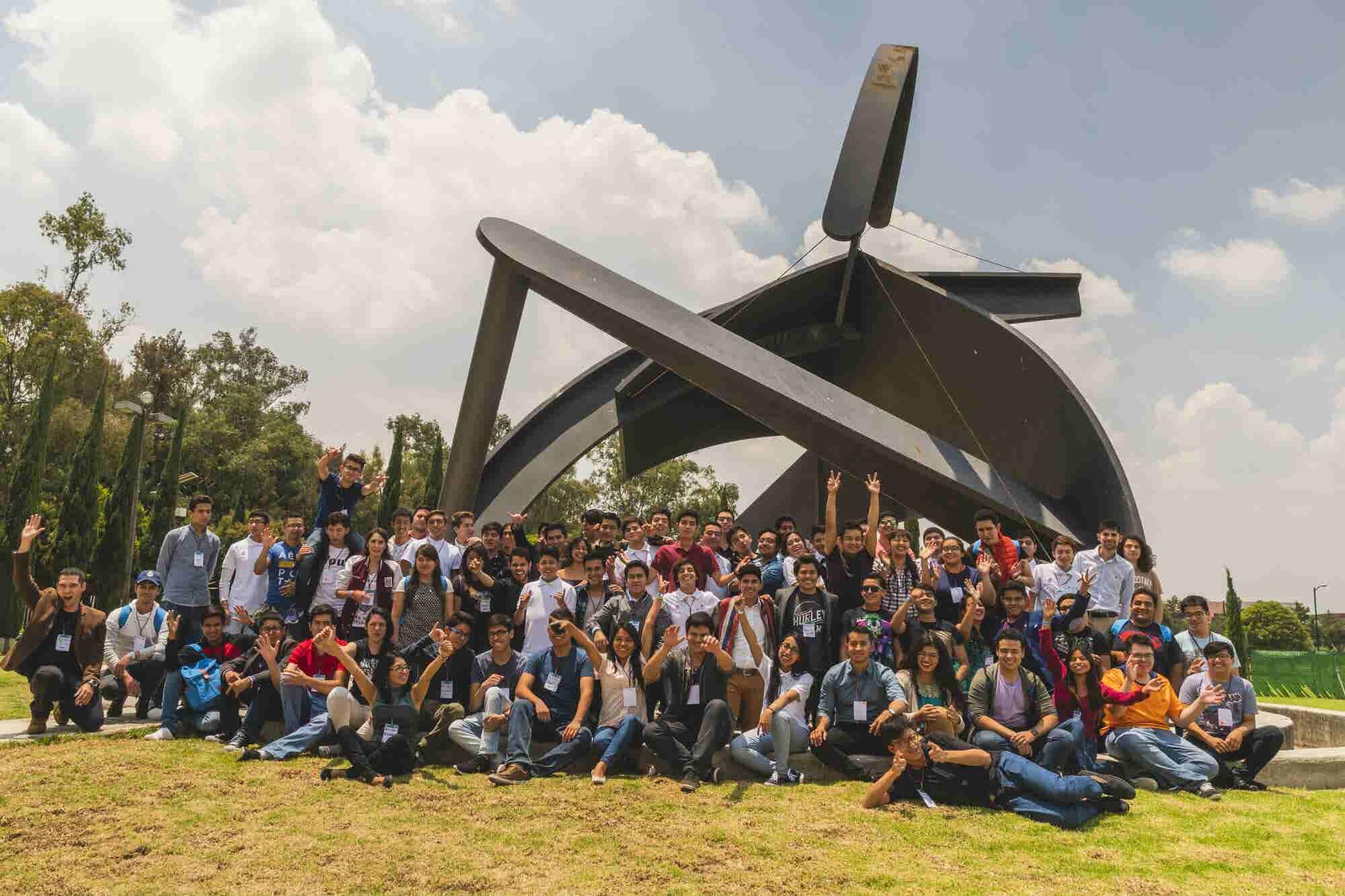 ¡Huelum, Huelum! Estos son los jóvenes del Instituto Politécnico Nacional que conquistaron a Samsung