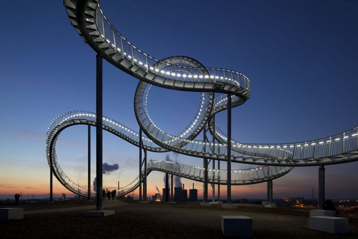 Welcome to the Entrepreneur Roller Coaster. Here's How to Ride It Forever.