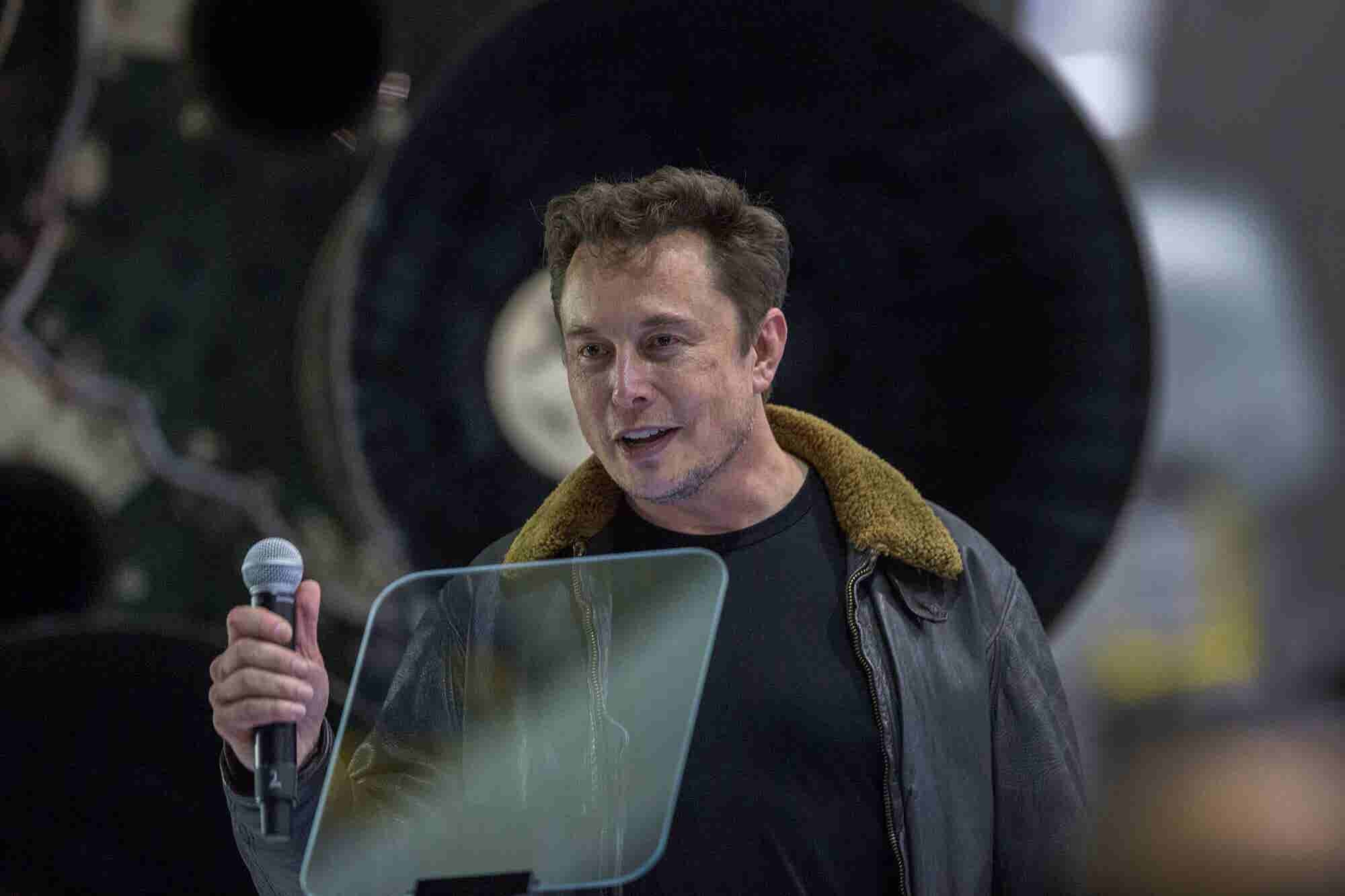 After Tesla's Big Jump, Elon Musk Intends to Buy Another $20 Million in Company Stock