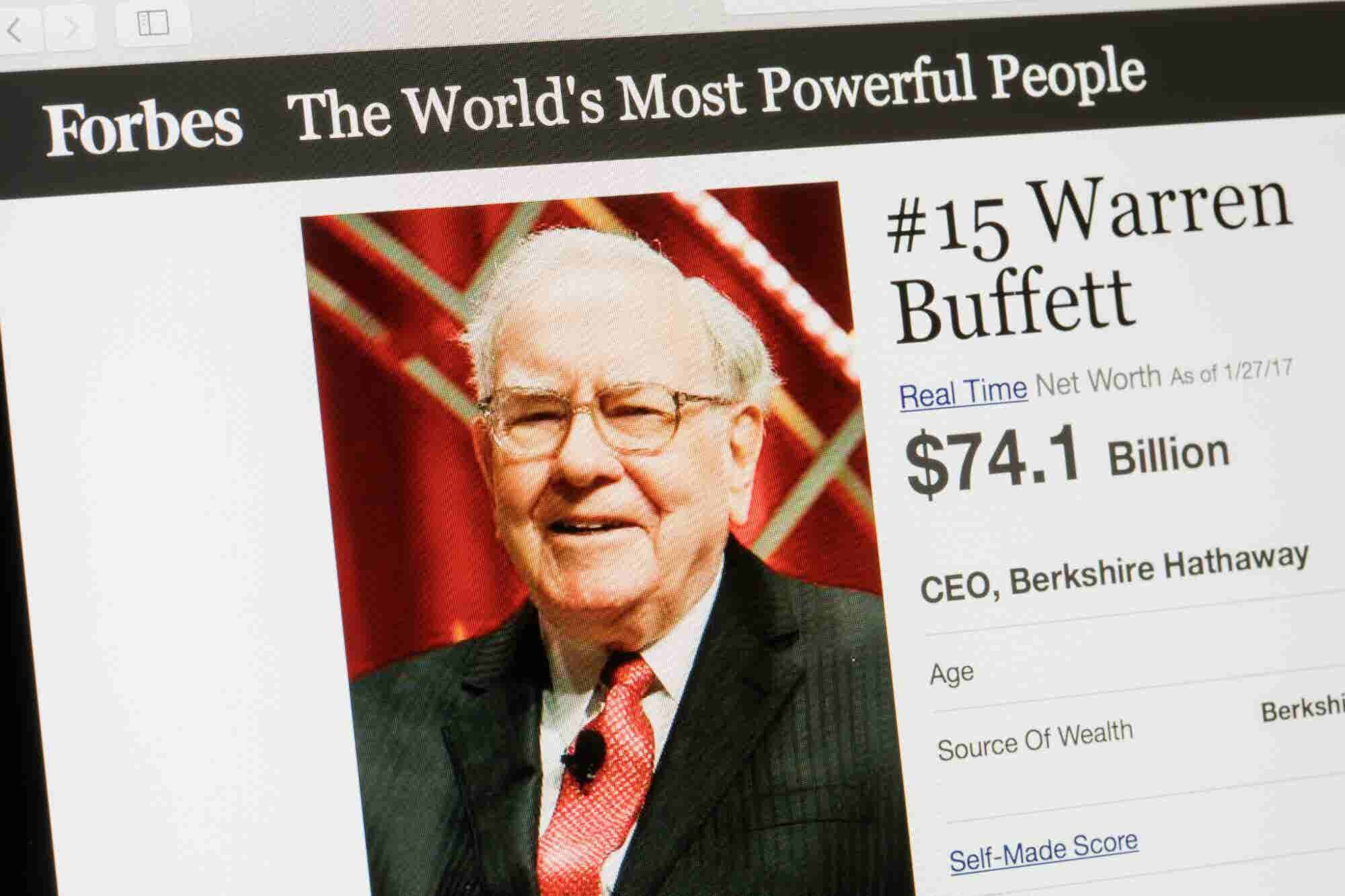 Video: ¿Quién es Warren Buffett?