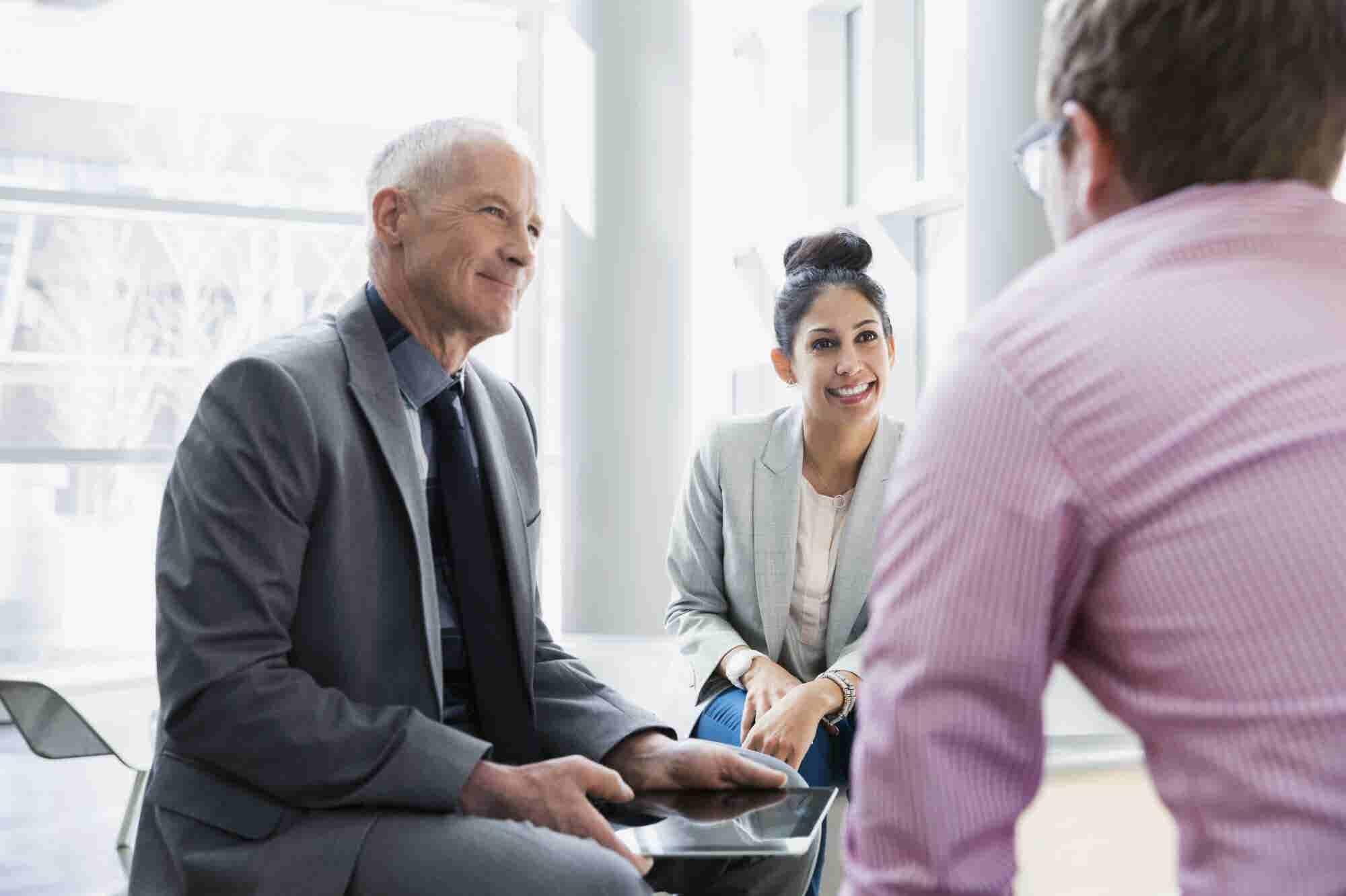 5 Questions Billionaires Ask Prospective Employees