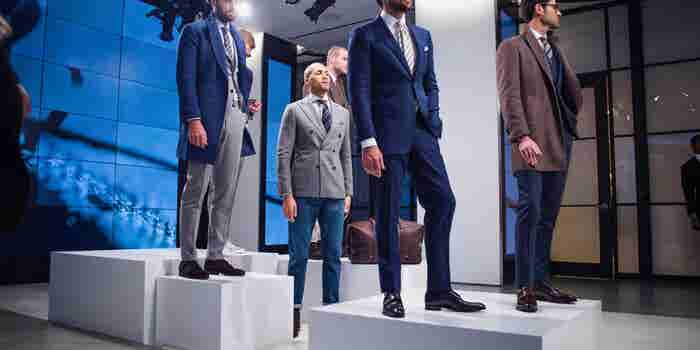 The Executive Selection: Suitsupply FW18