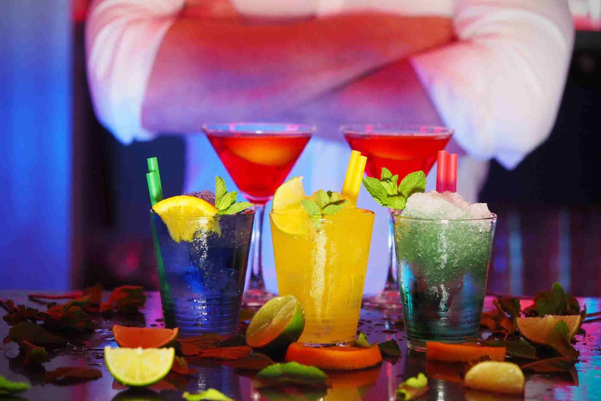 Master The Art Of Mixology With These Cocktail Recipes & Impress Your Co-Workers