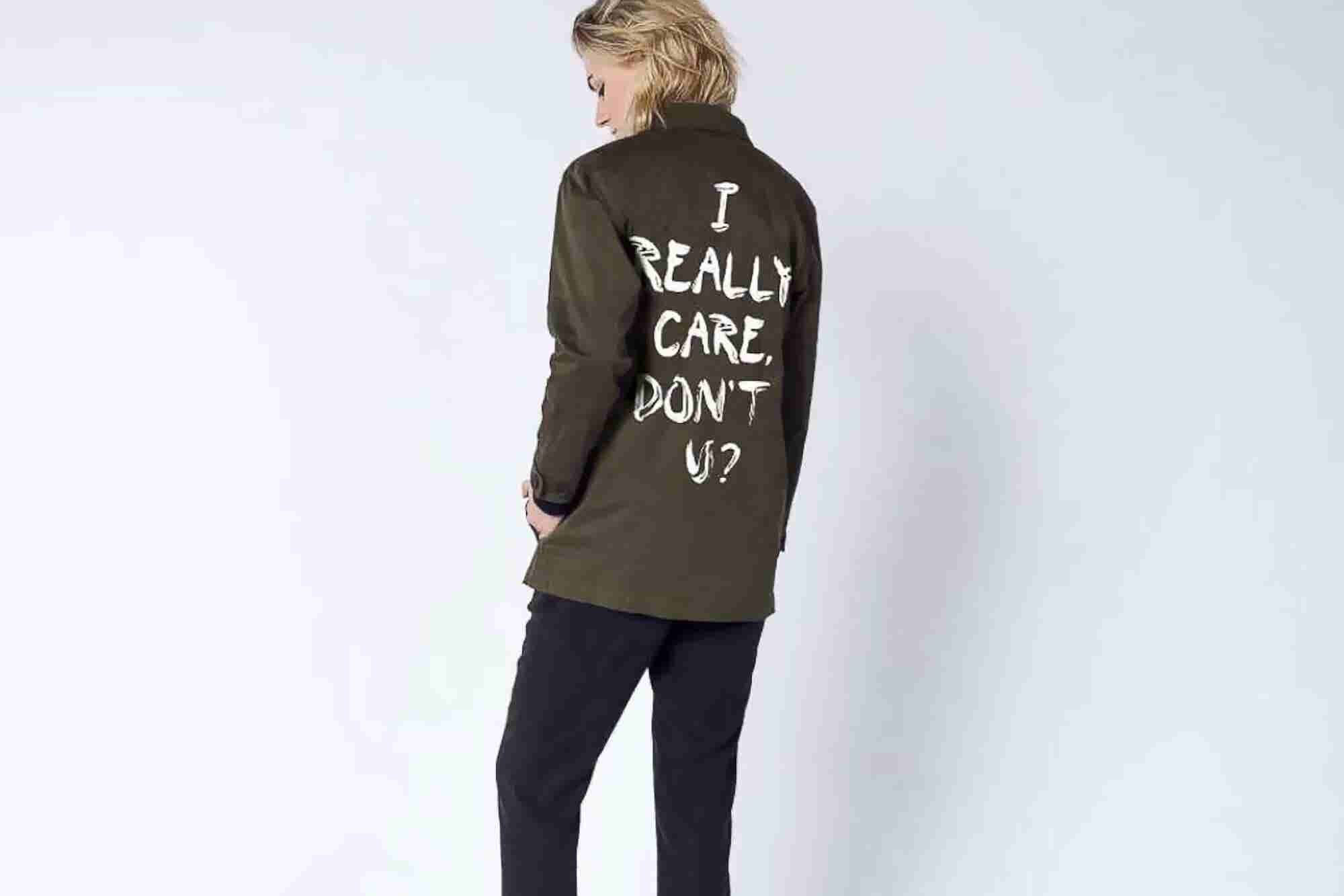 This Fashion Brand Has Built a Fanatical Following by Being Up Front With Its Politics