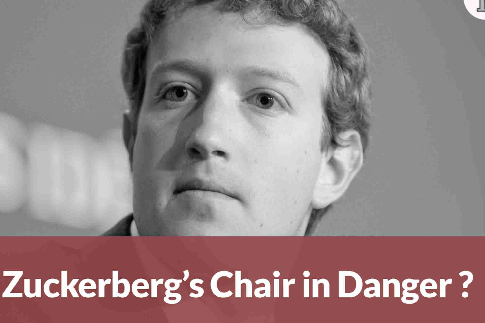 Mark Zuckerberg's Chair in Danger & Netflix Plans a Diwali Gift for India