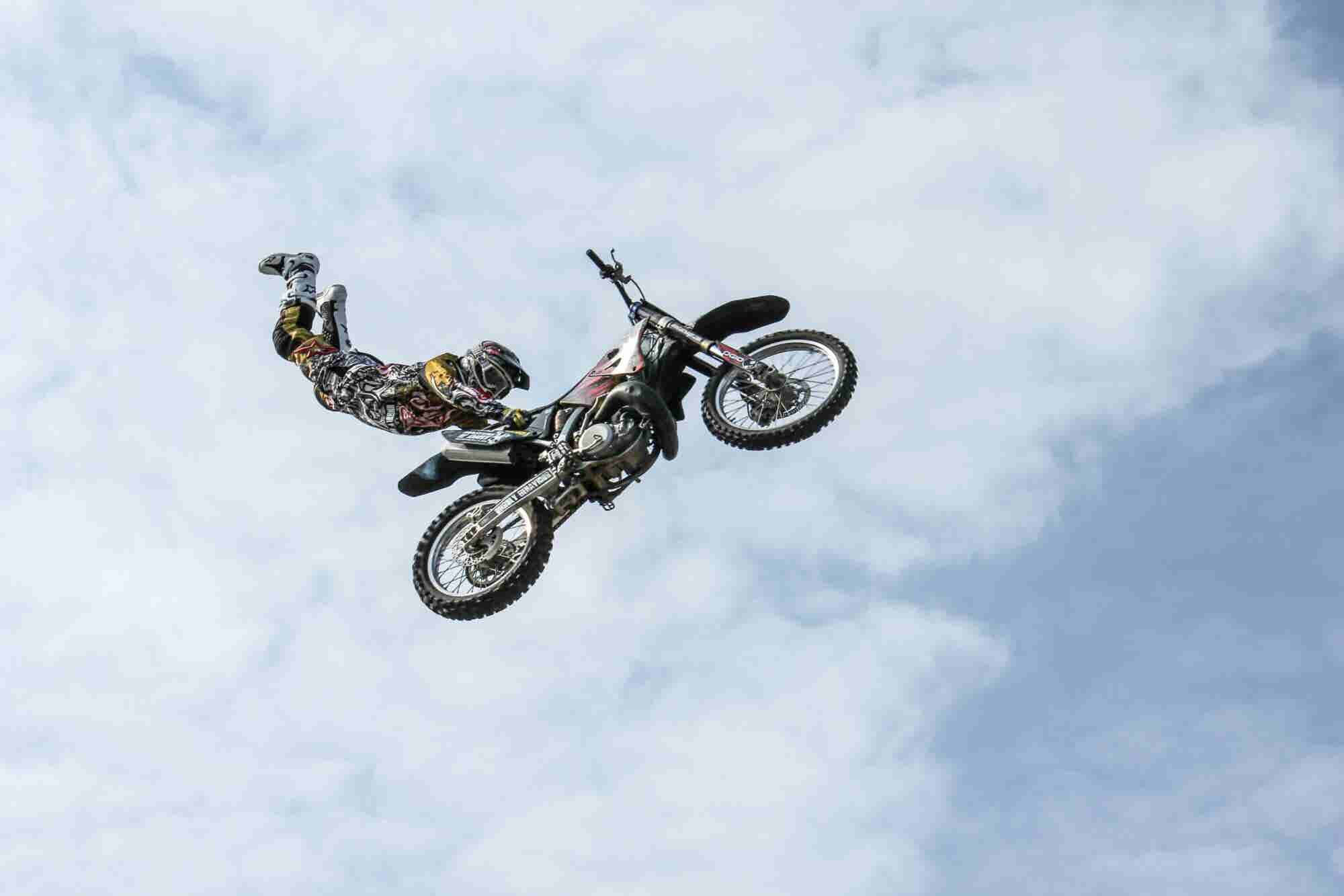 My Lessons in Entrepreneurship From Adventure Sports