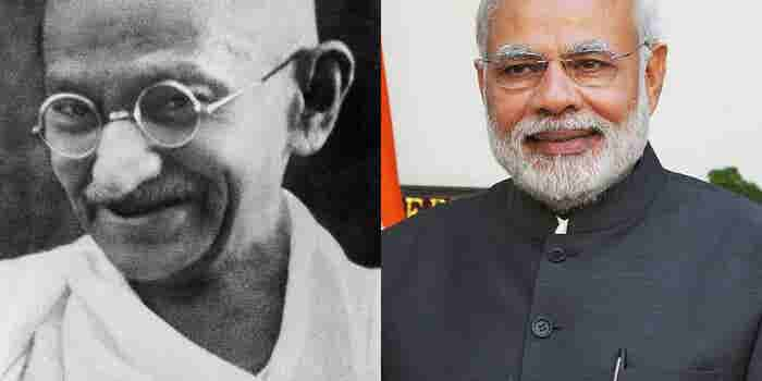 Common skills between Mahatma Gandhi and Narendra Modi that you can follow