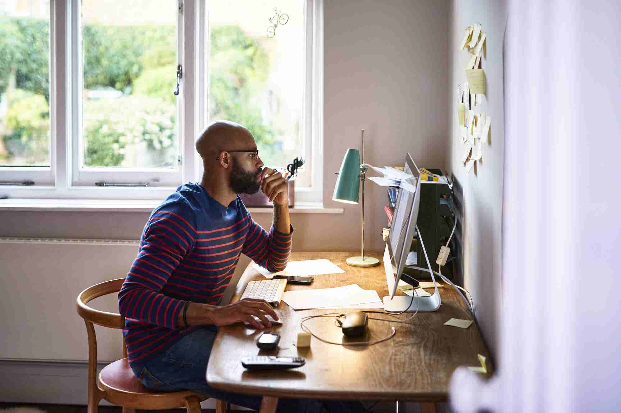 10 Healthy Habits for People Who Work Remotely
