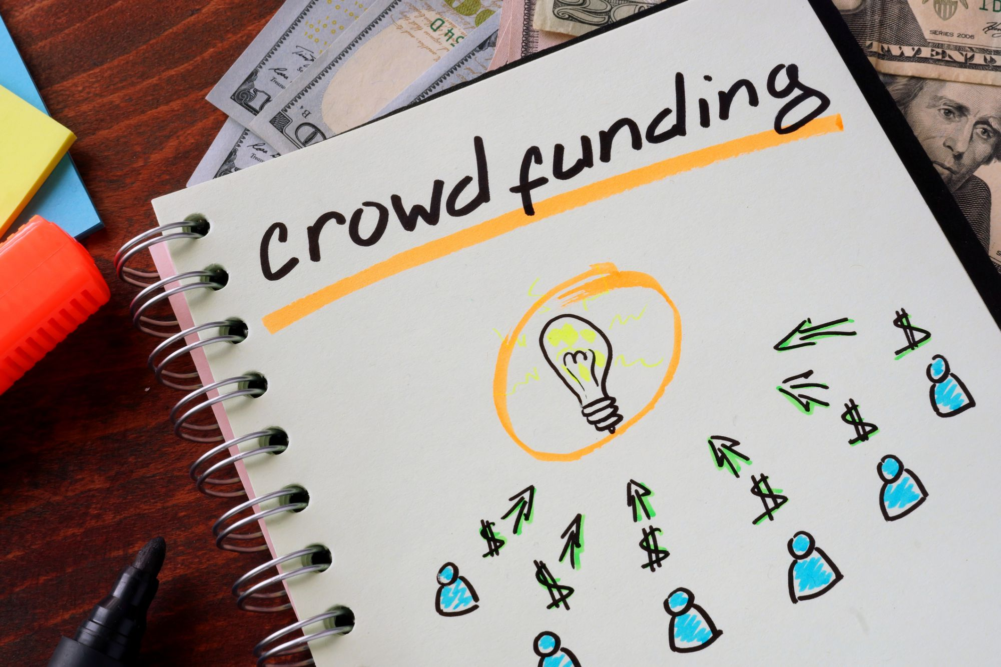 Crowdfunding for Authors and Writers: Finding Funding for YOUR Next Book