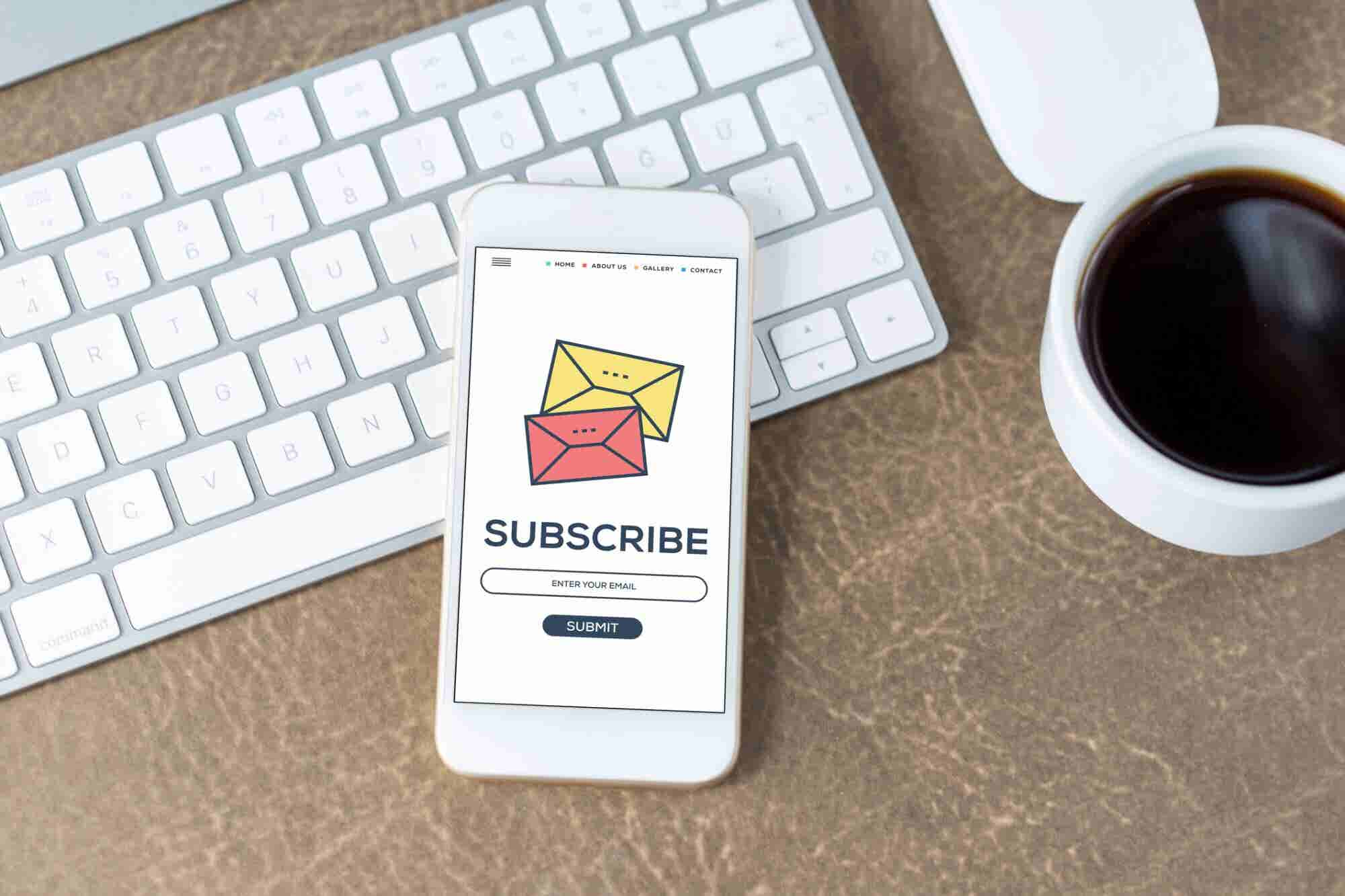 Subscription Models Can Inspire Innovation in Stagnant Industries