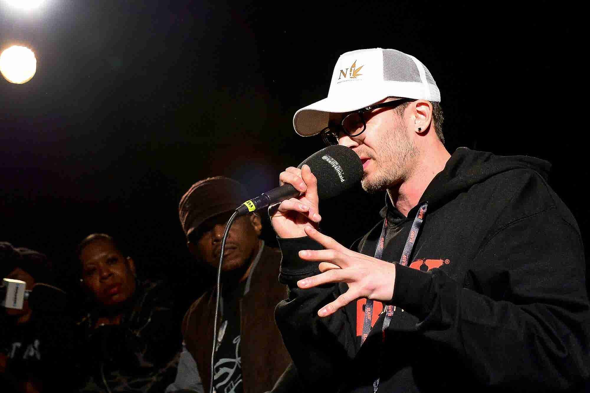 Rapper Chris Webby Explains How Cannabis Fits Into the Routine of a Successful Entrepreneur