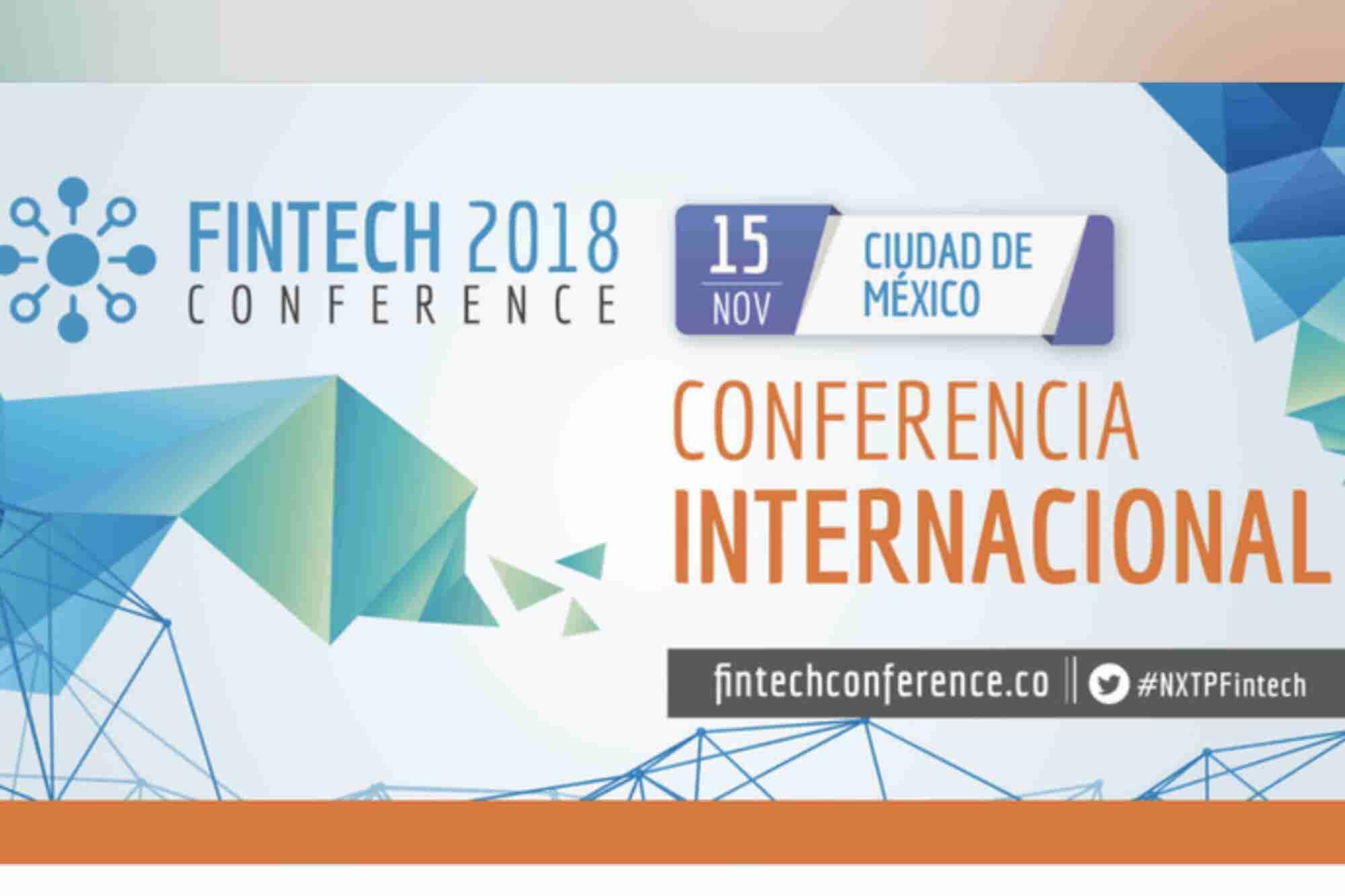 ¡Llega Fintech Conference, el evento para entender las tecnologías financieras!