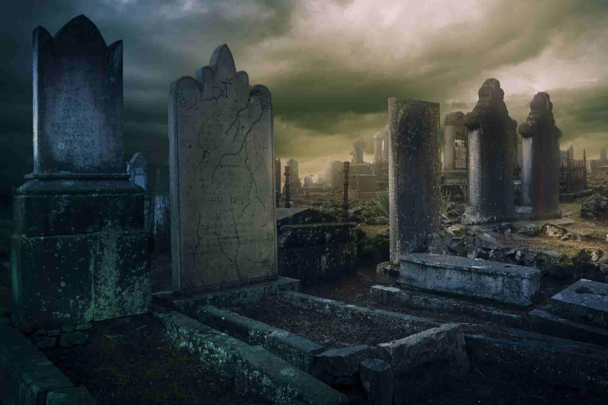 10 ideas 'horripilantes' que se volvieron buenos negocios con la muerte