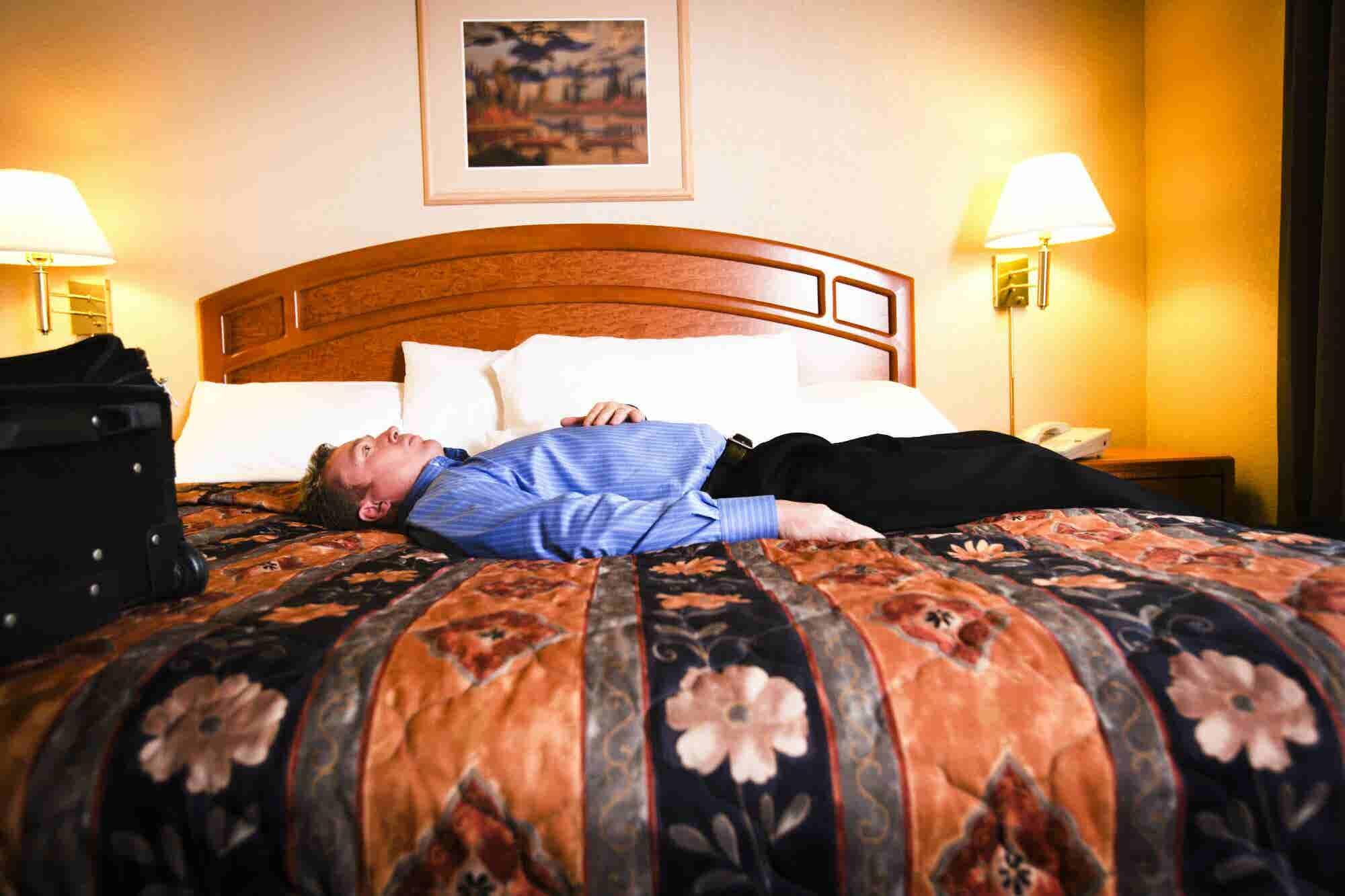Cómo 'curarse' del jet lag
