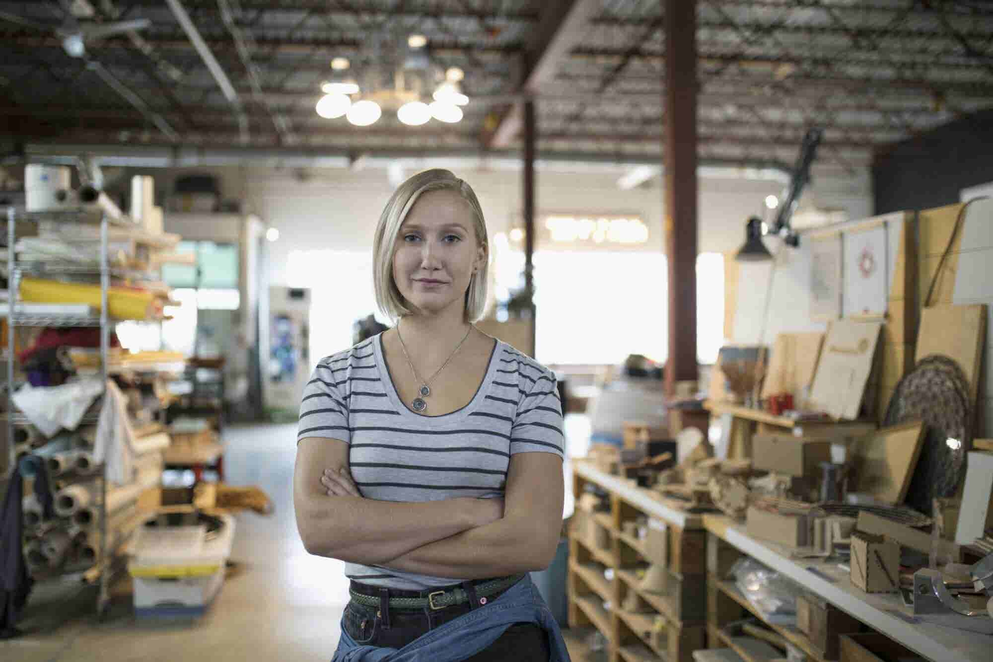 Enter Entrepreneur's 'Build Like a Woman' Contest and Showcase the Inspiration Behind Your Business