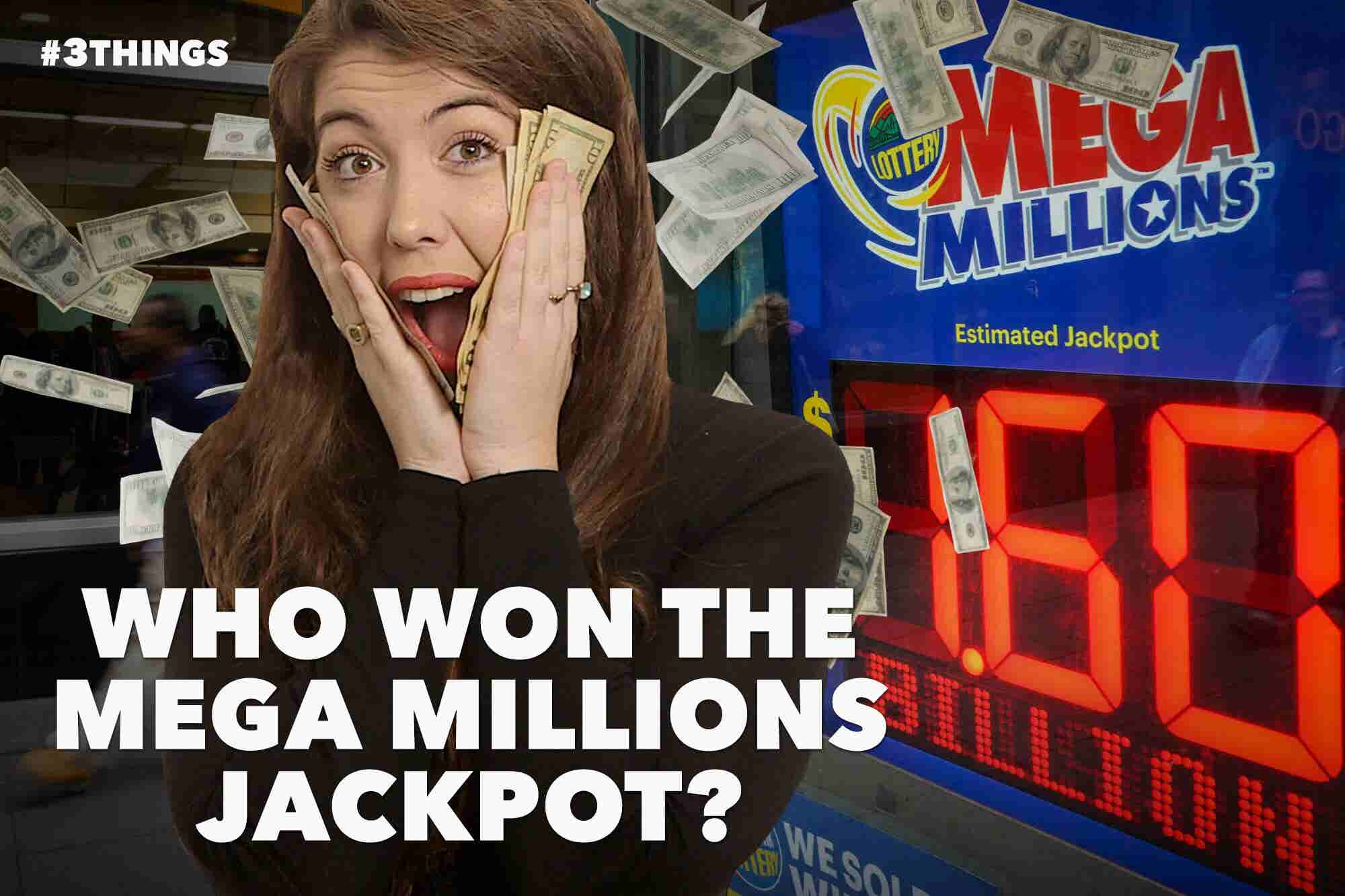 60-Second Video: Who Won the Mega Millions Jackpot?
